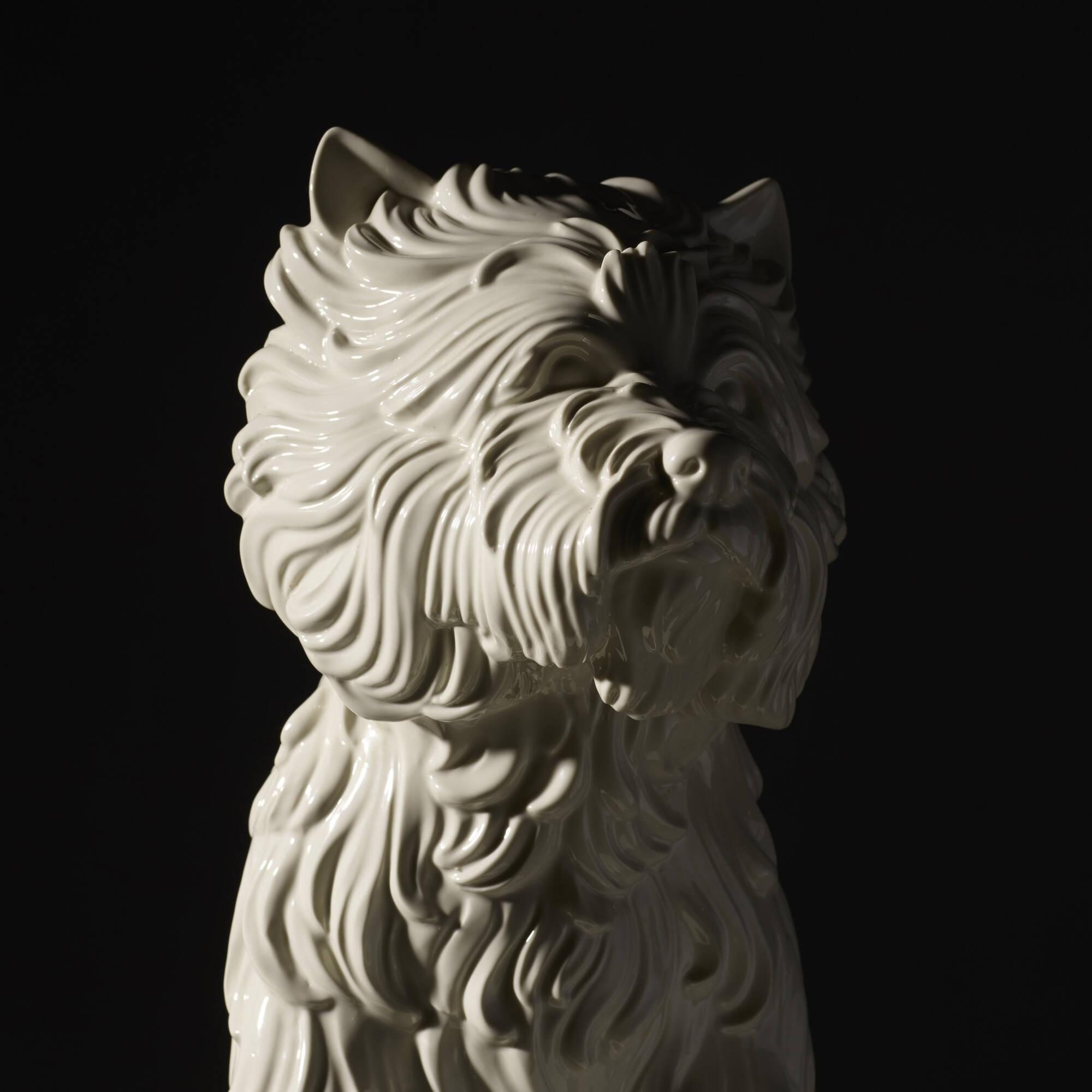 228: Jeff Koons / Puppy (vase) (3 of 3)