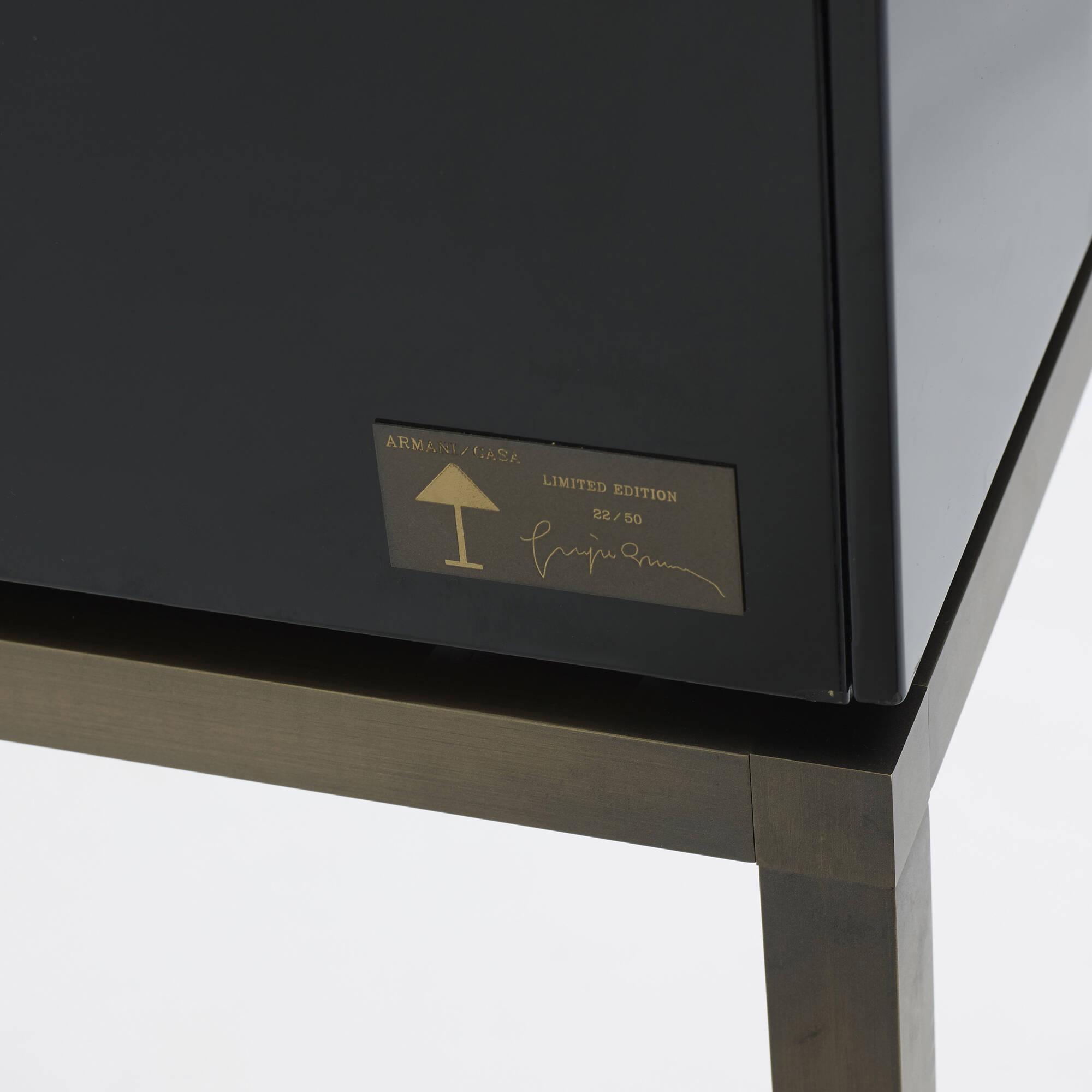 228 Armani Casa Riesling bar cabinet Design 22 October 2015