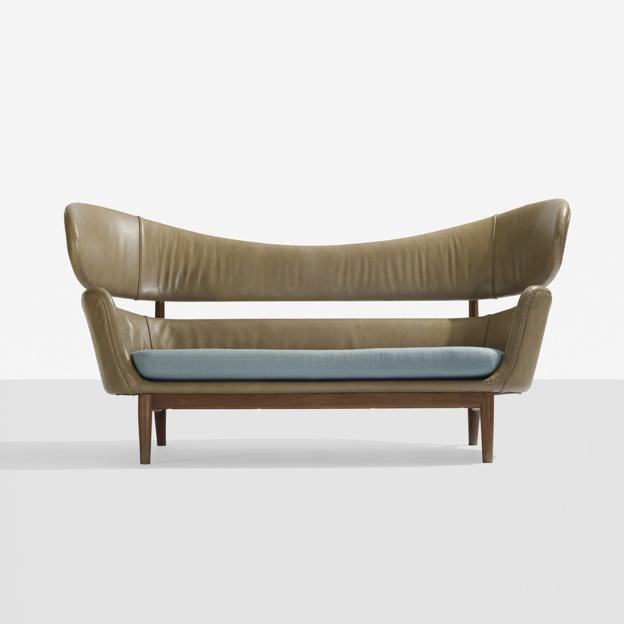 Baker sofa finn juhl for Danish design sofa
