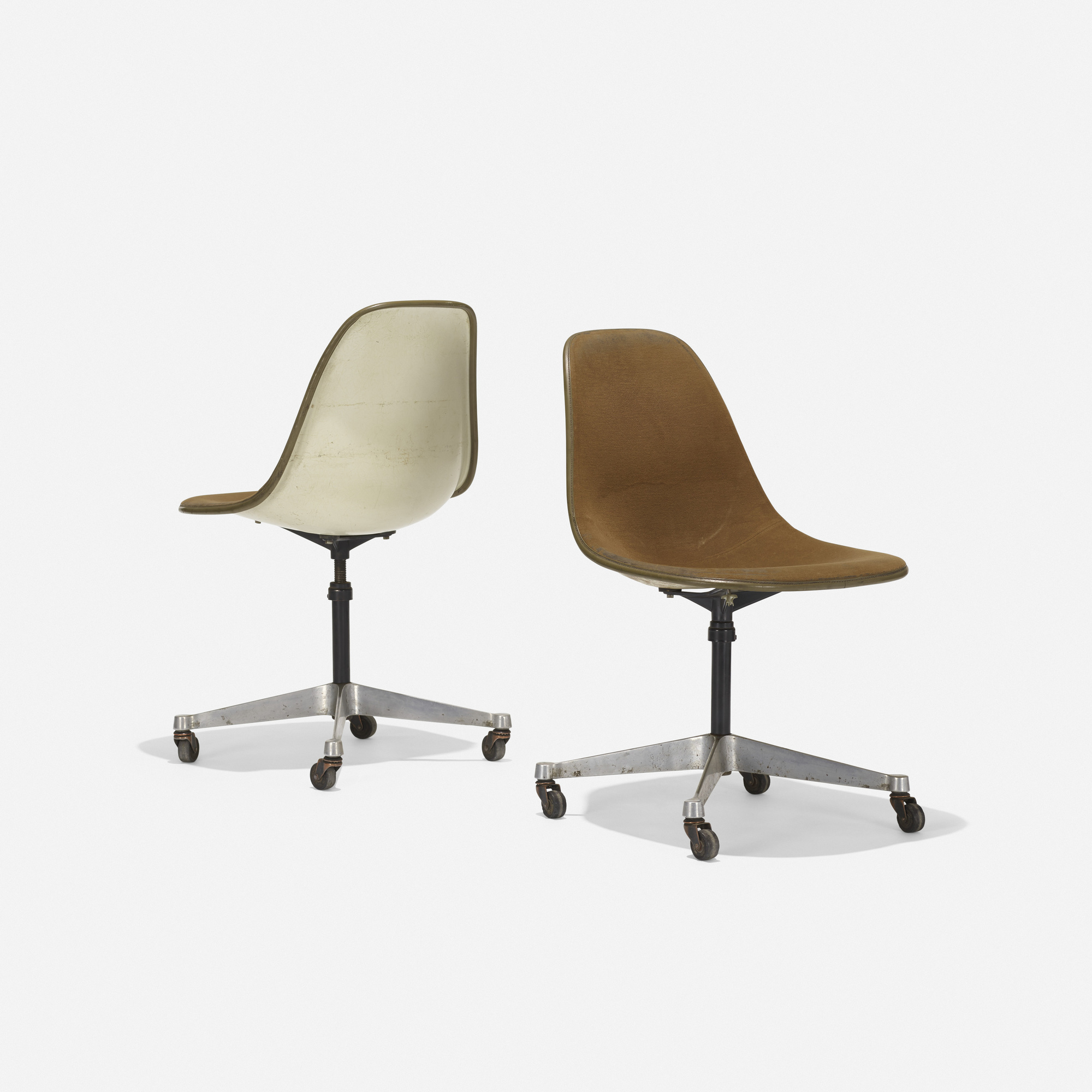 229: Charles and Ray Eames / PSCAs, pair (1 of 2)