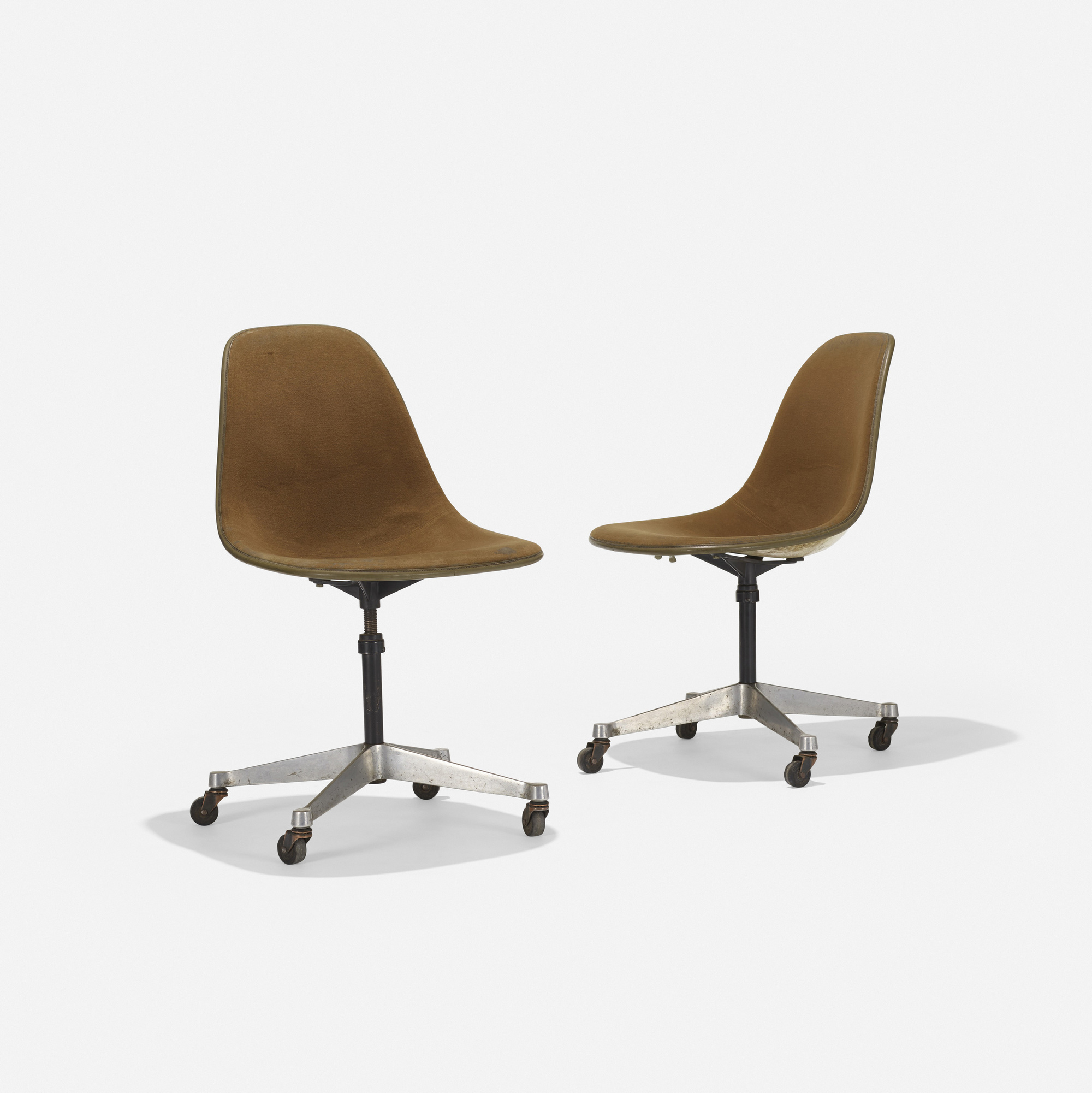 229: Charles and Ray Eames / PSCAs, pair (2 of 2)