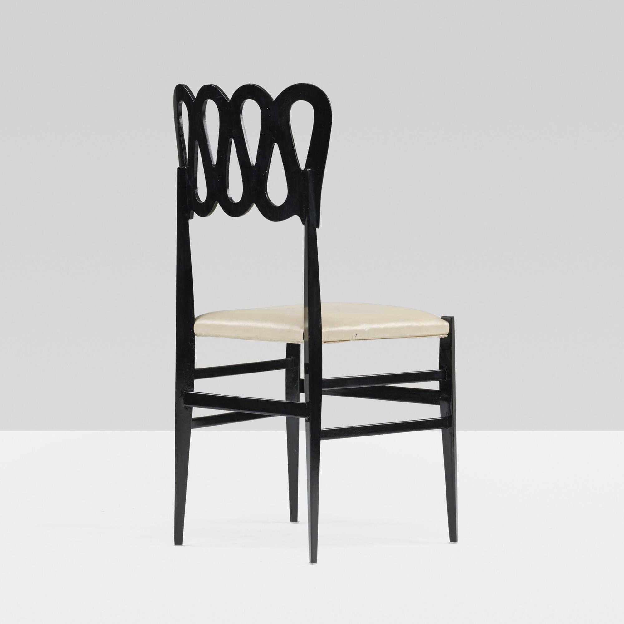 230 Gio Ponti prototype chair Important Design 6 June 2013
