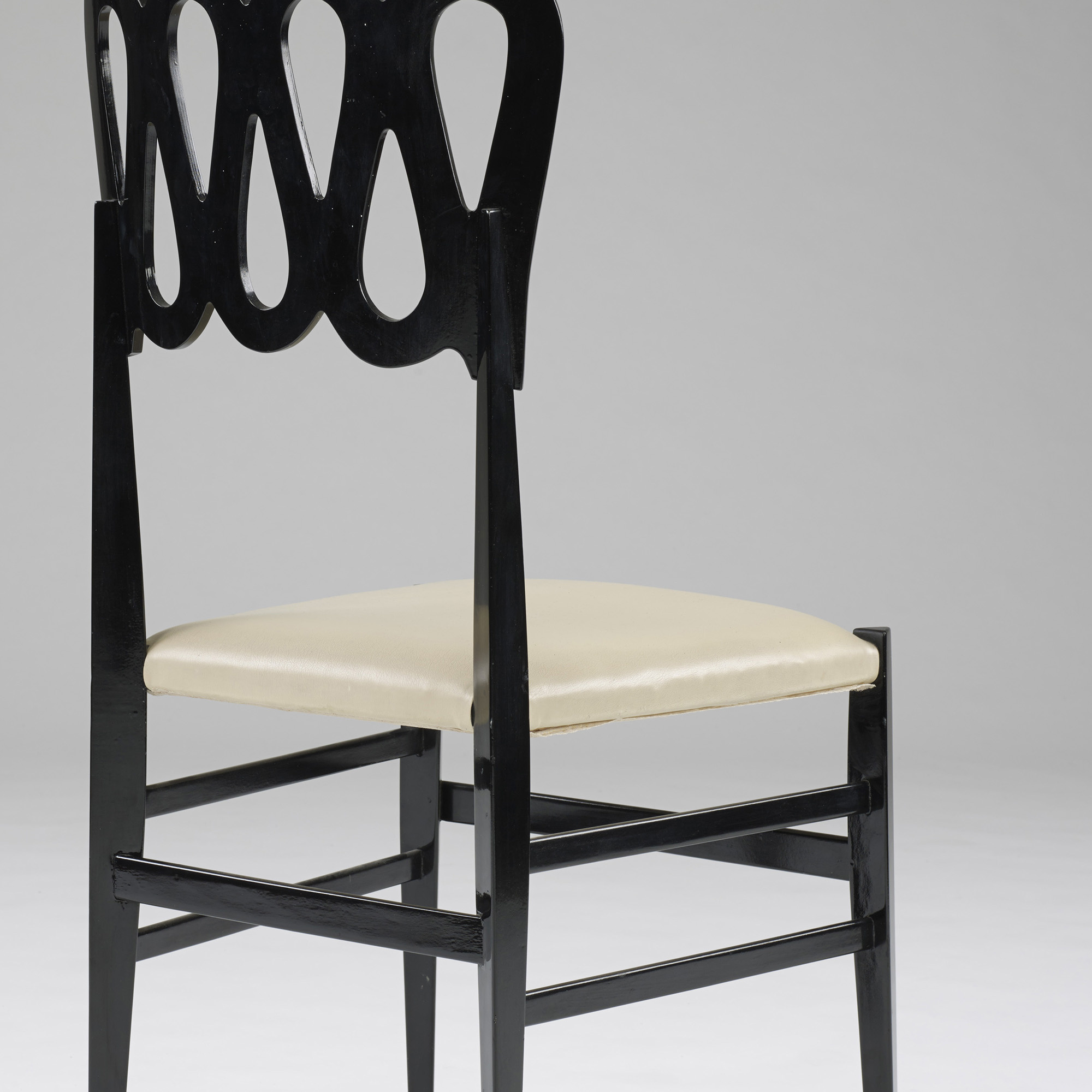 ... 230: Gio Ponti / Prototype Chair (3 Of 4)