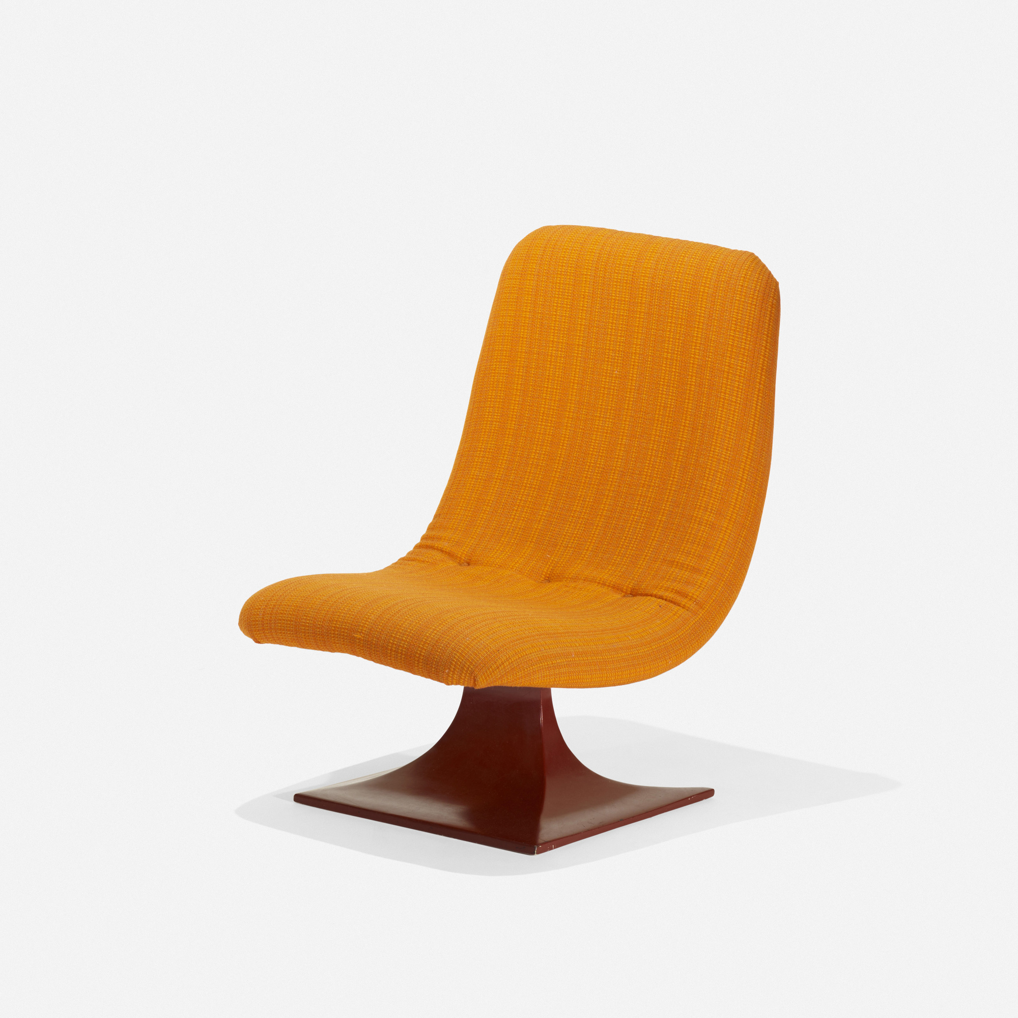 231: Milo Baughman / prototype lounge chair (1 of 3)