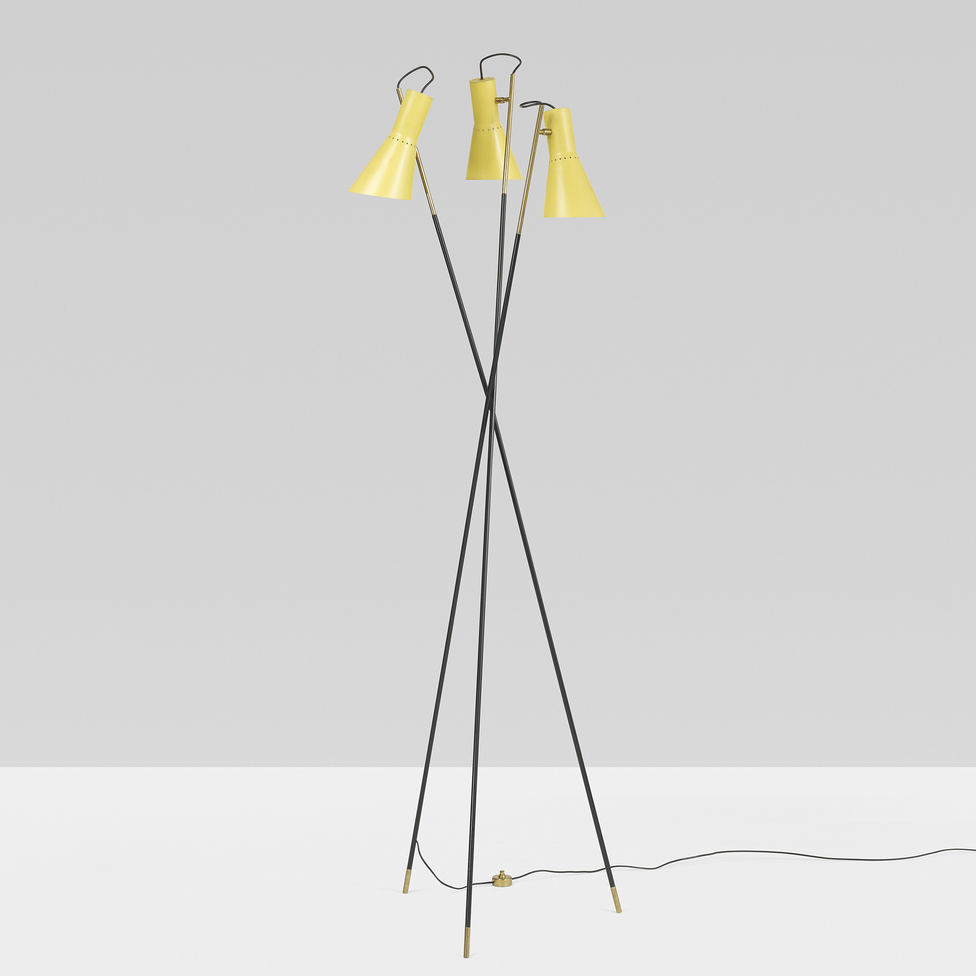 231: Stilnovo / three-arm floor lamp < Design, 12 June 2014 ...