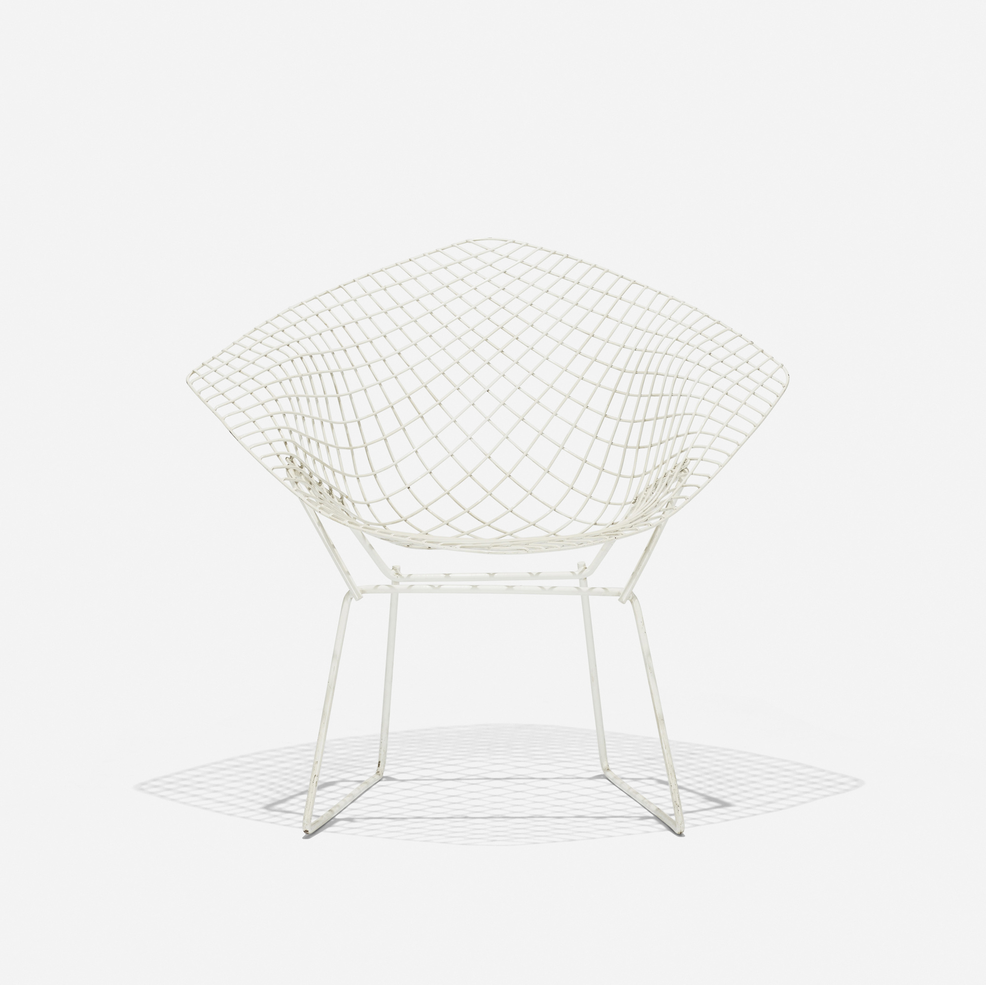 231: Harry Bertoia / Small Diamond chair (1 of 3)