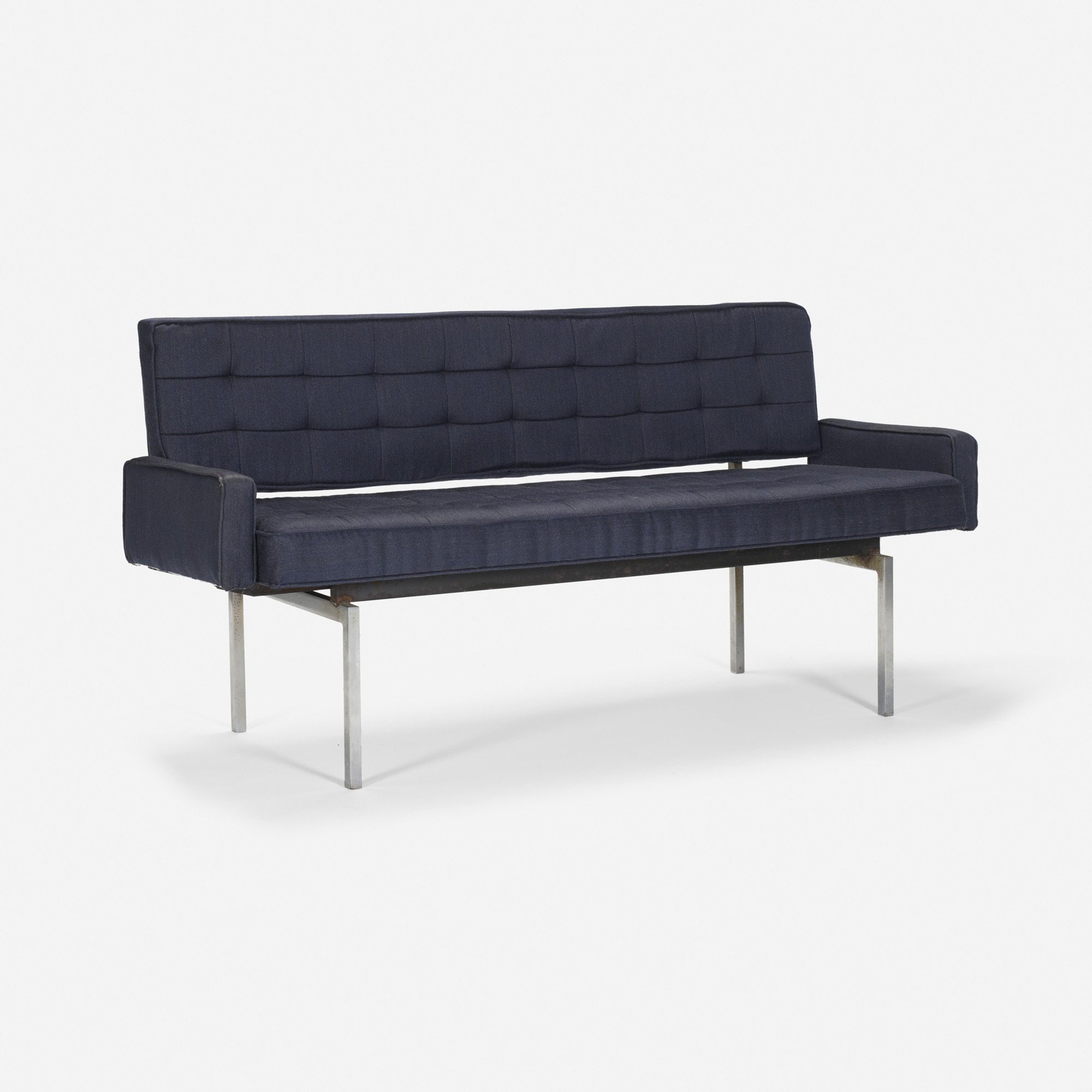 231: Philip Johnson Associates / Banquette 4 from the Grill Room (1 of 1)