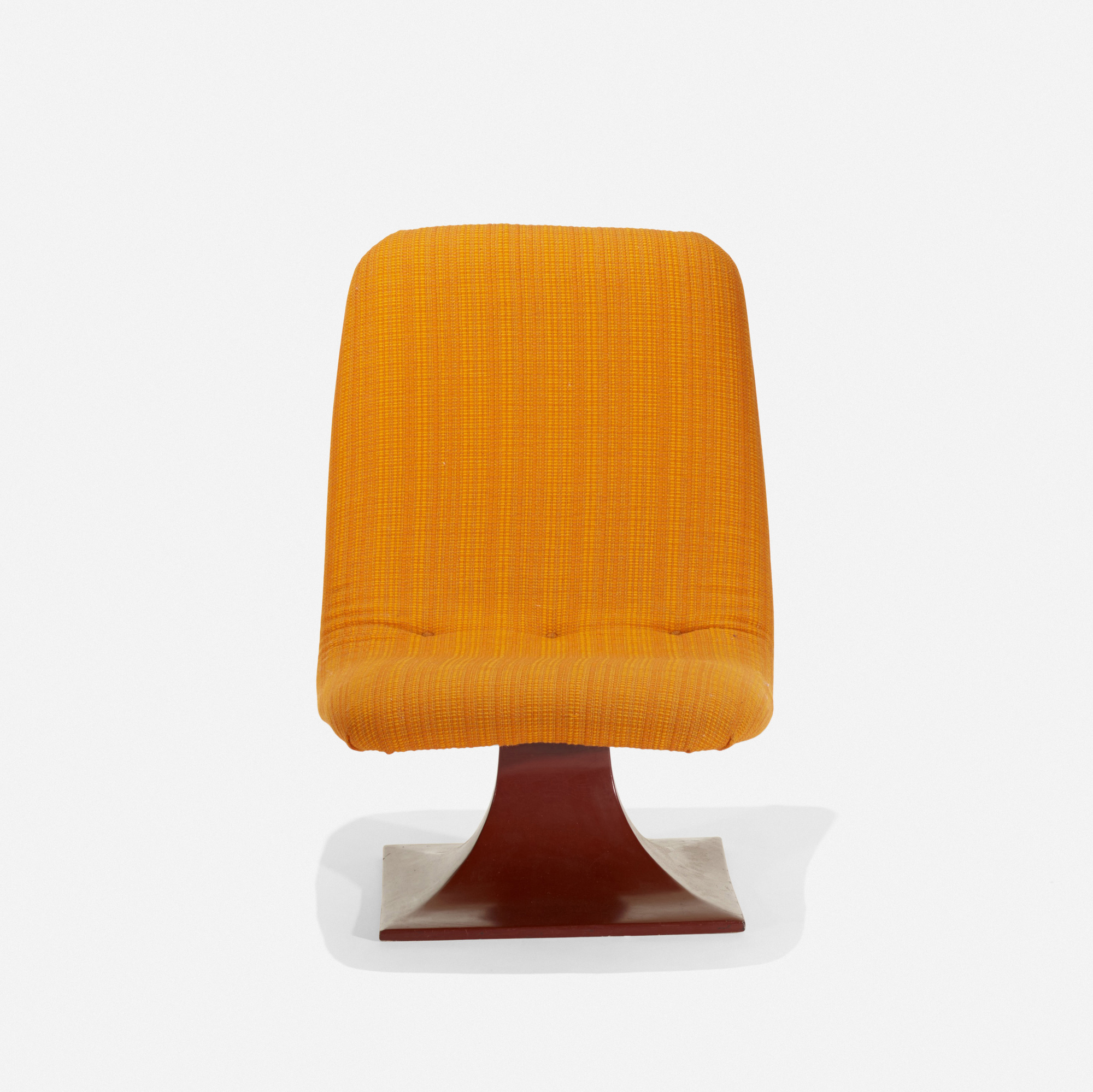 231: Milo Baughman / prototype lounge chair (2 of 3)
