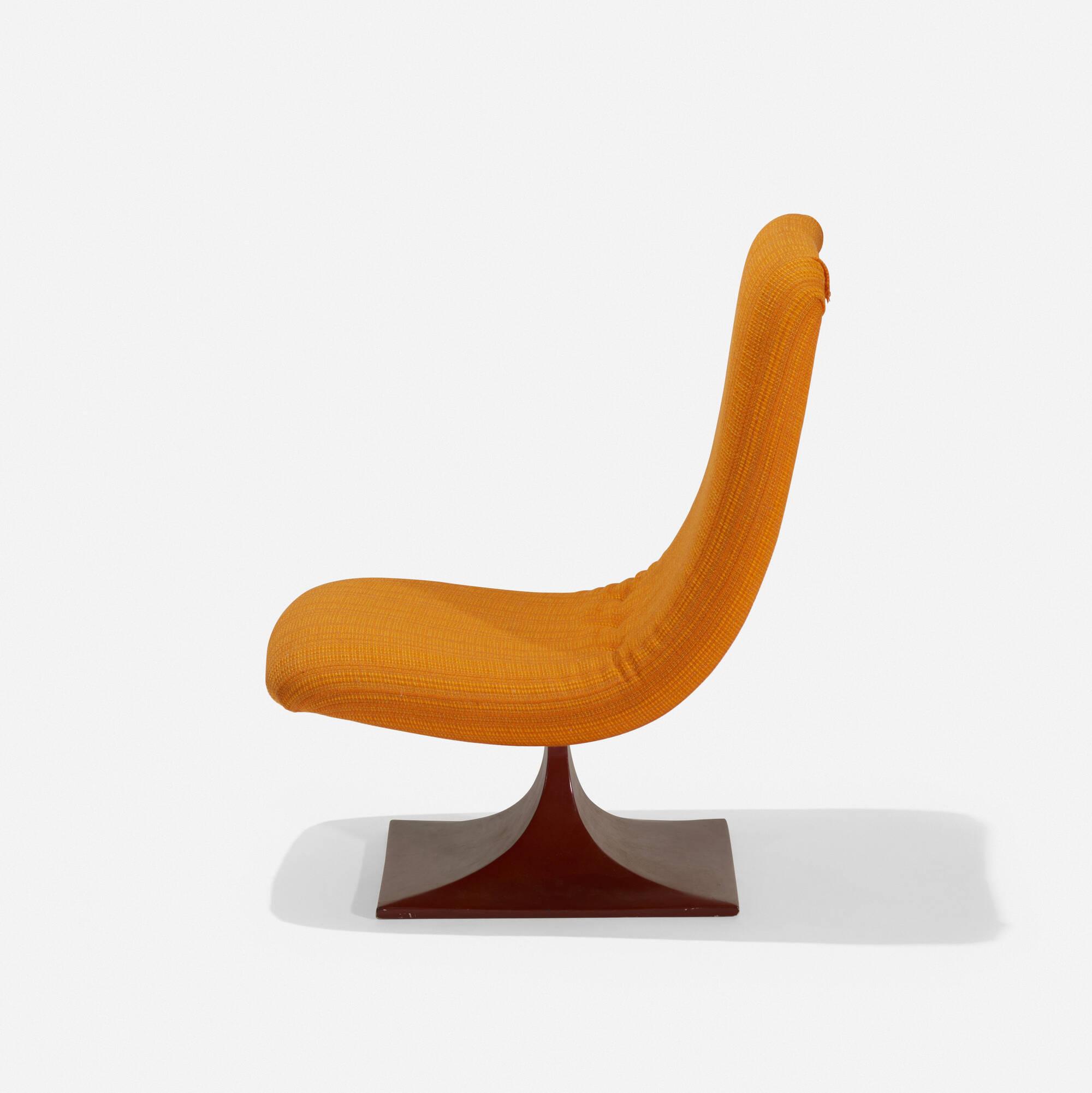 231: Milo Baughman / prototype lounge chair (3 of 3)