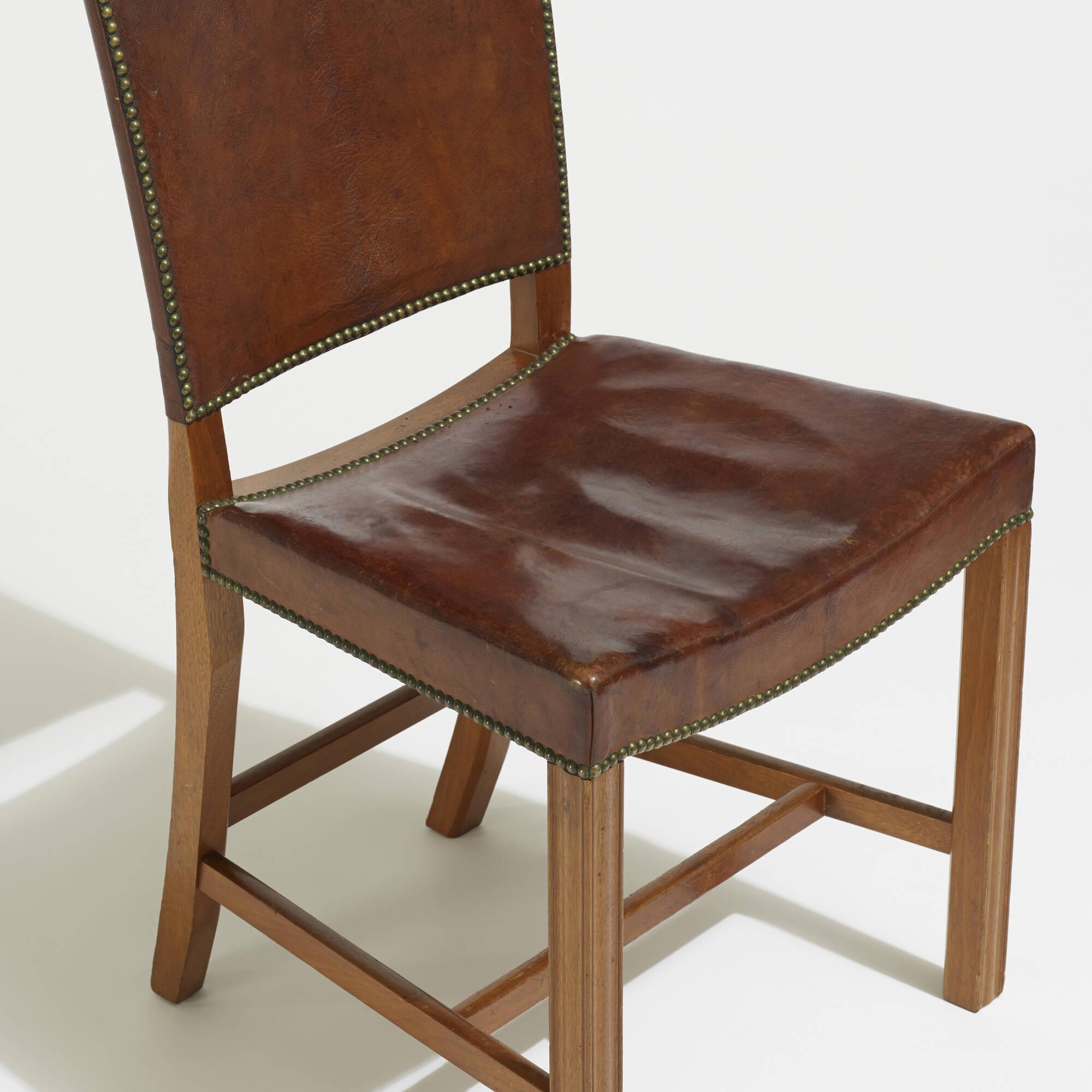 231 Kaare Klint Barcelona chair Scandinavian Design 20
