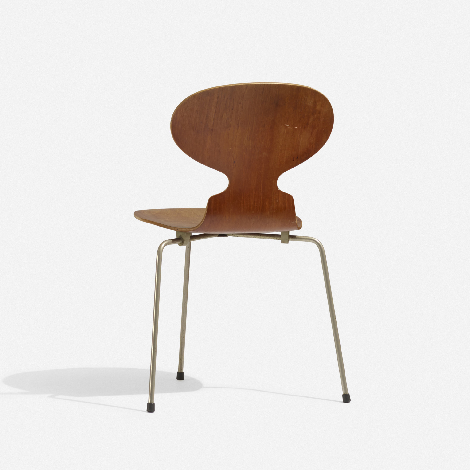 232 arne jacobsen ant dining chair for Arne jacobsen chaise fourmi