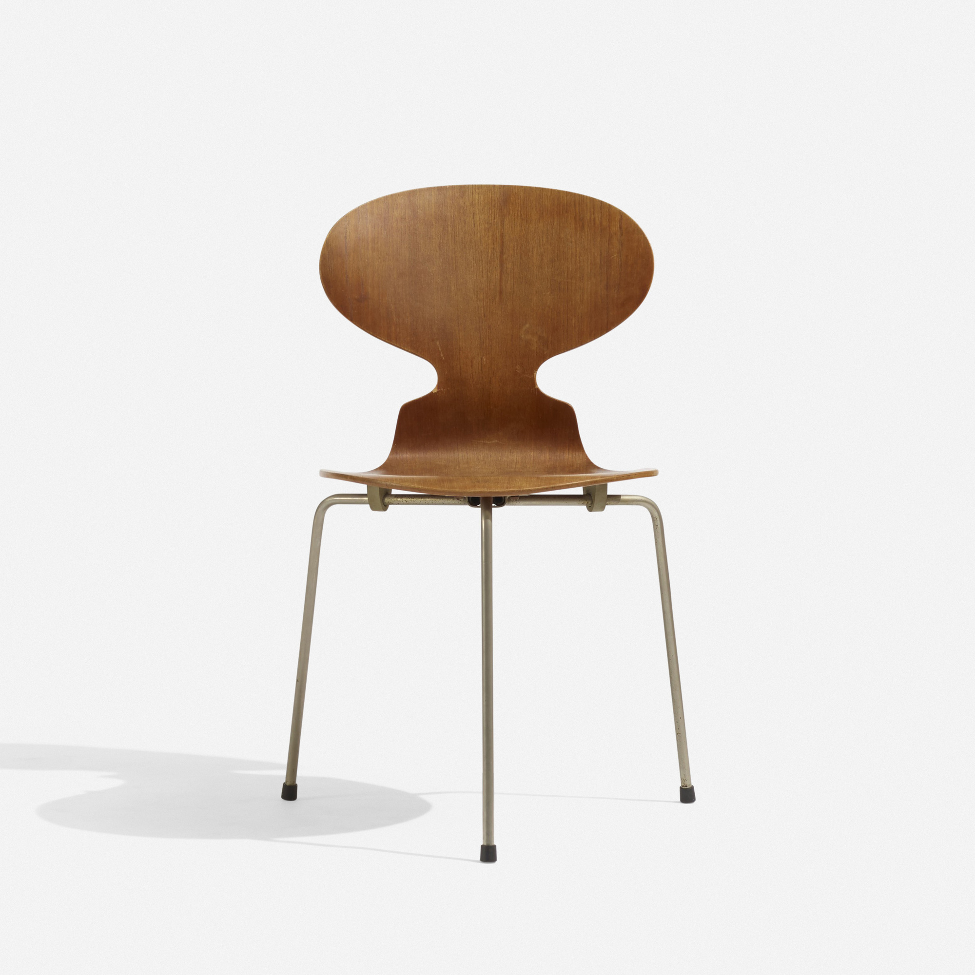 232 arne jacobsen ant dining chair for Arne jacobsen nachbau