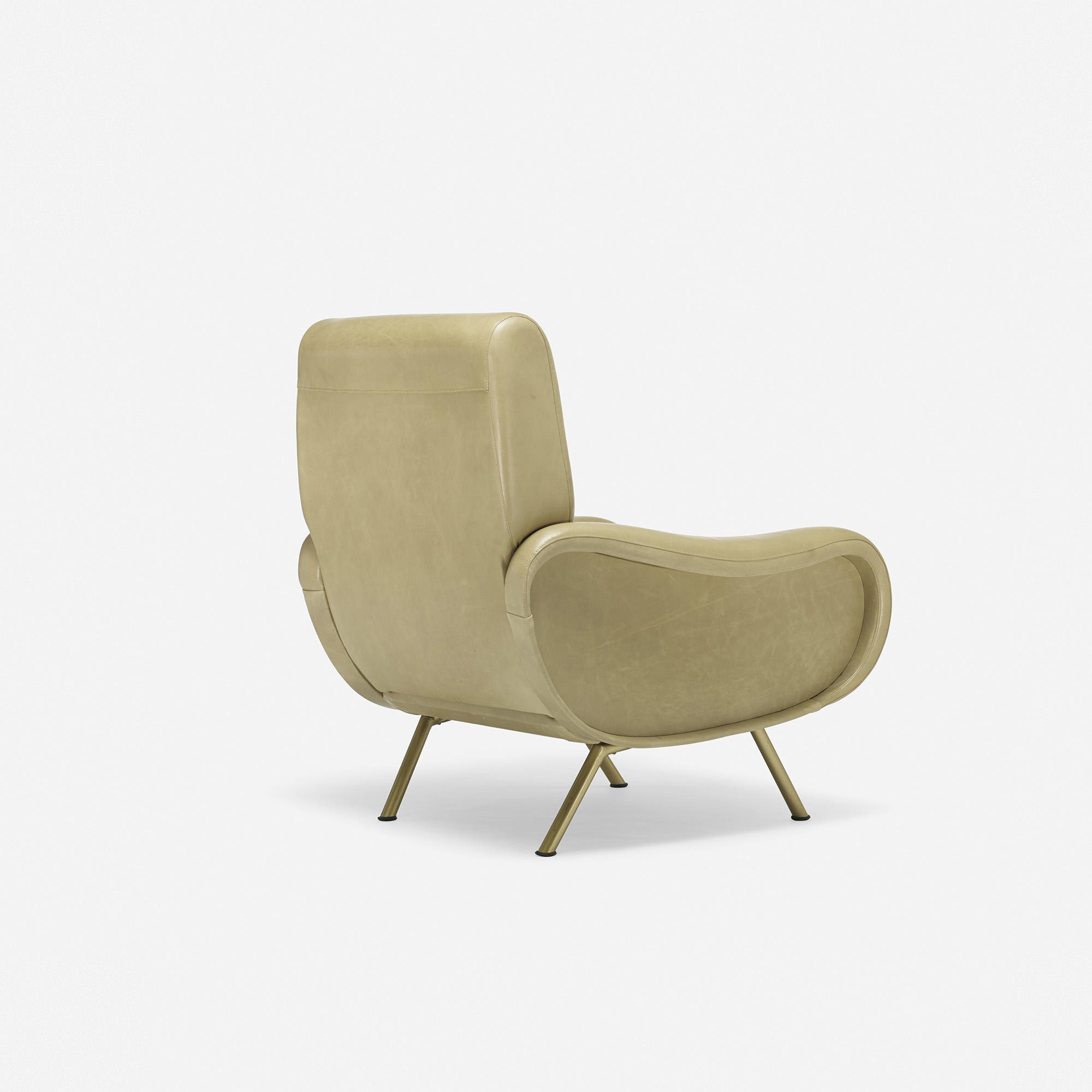 232 marco zanuso lady chair for Chair design 2000
