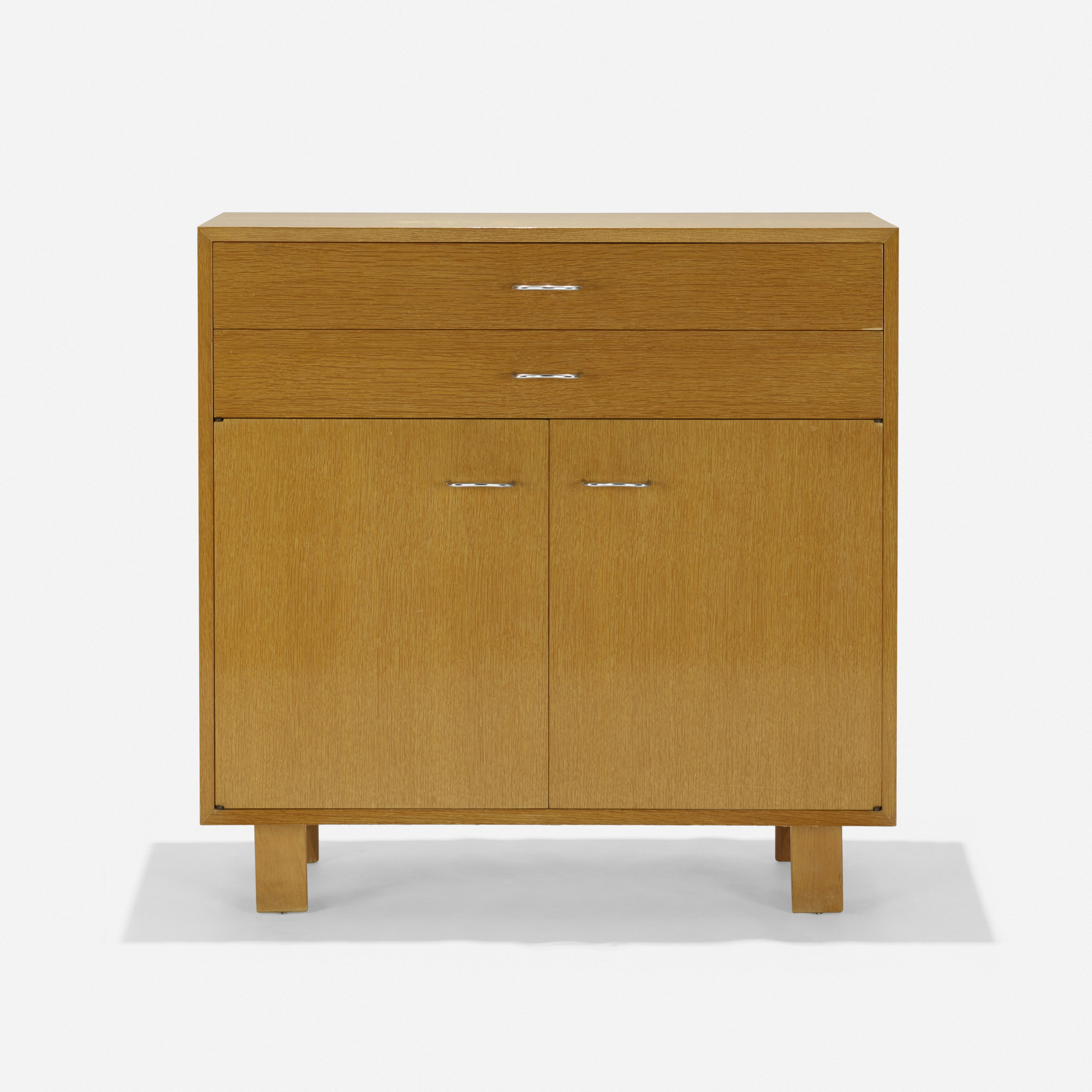 233: George Nelson & Associates / cabinet, model 4626 from the Basic Cabinet Series (1 of 3)