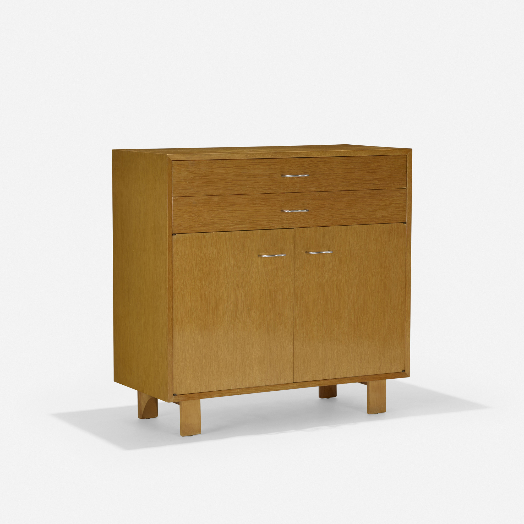 233: George Nelson & Associates / cabinet, model 4626 from the Basic Cabinet Series (2 of 3)