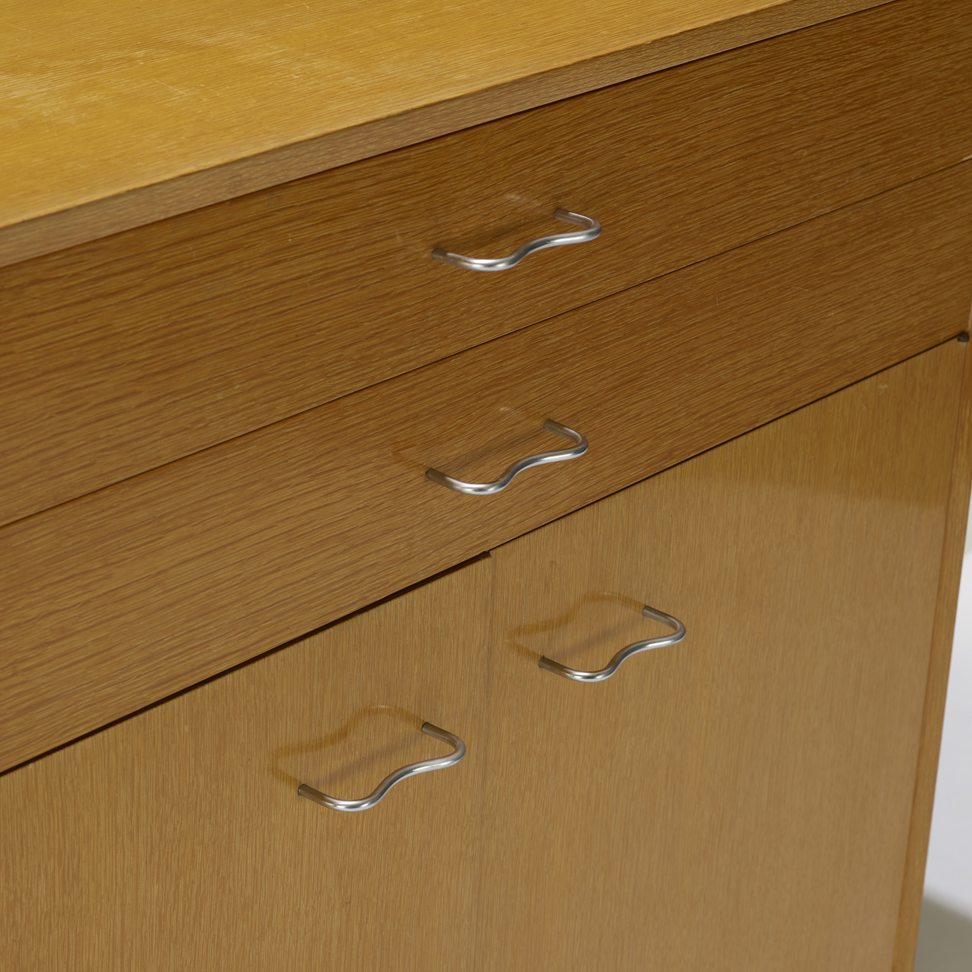 233: George Nelson & Associates / cabinet, model 4626 from the Basic Cabinet Series (3 of 3)