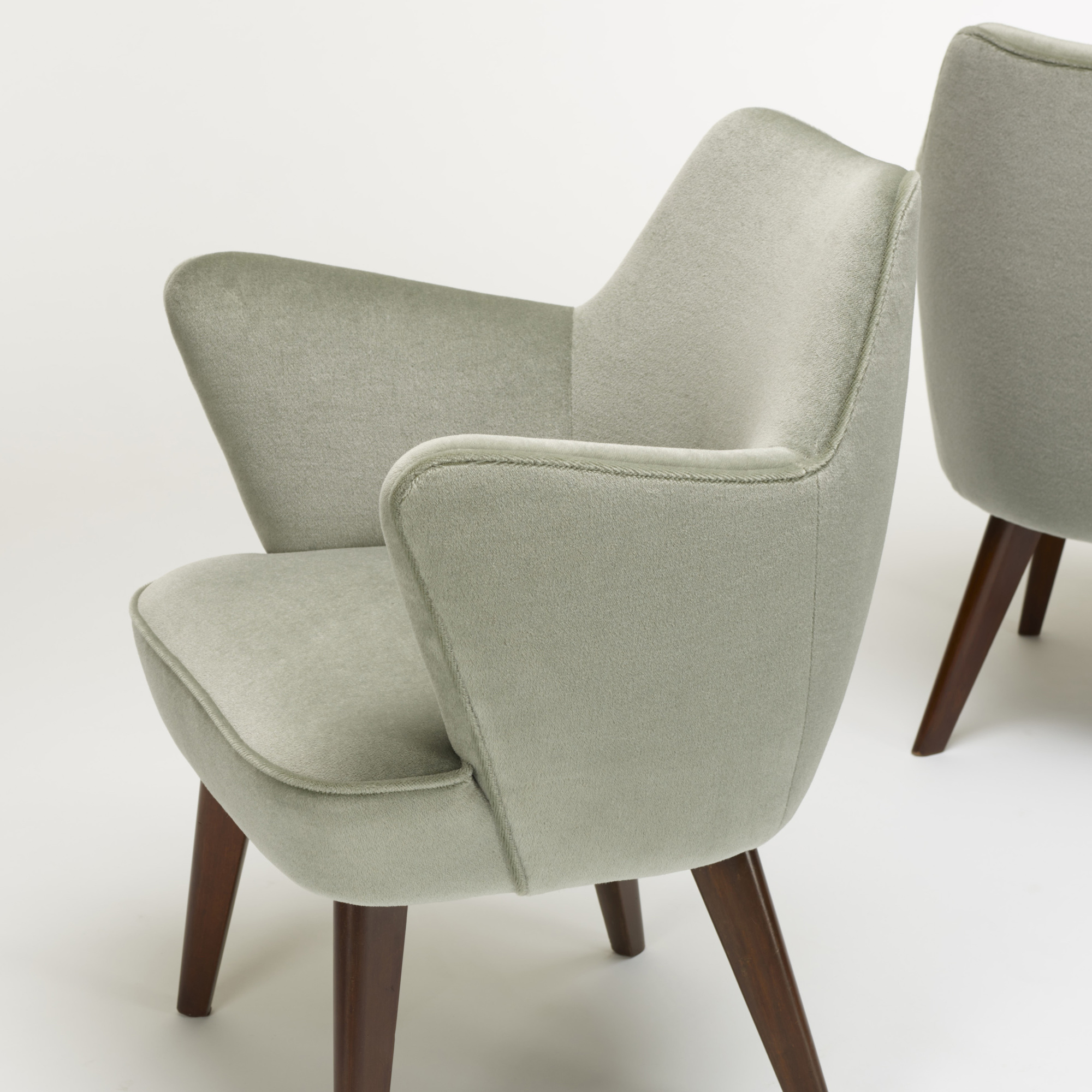 233: Gio Ponti / pair of armchairs from the Augustus Ocean Liner (3 of 3)