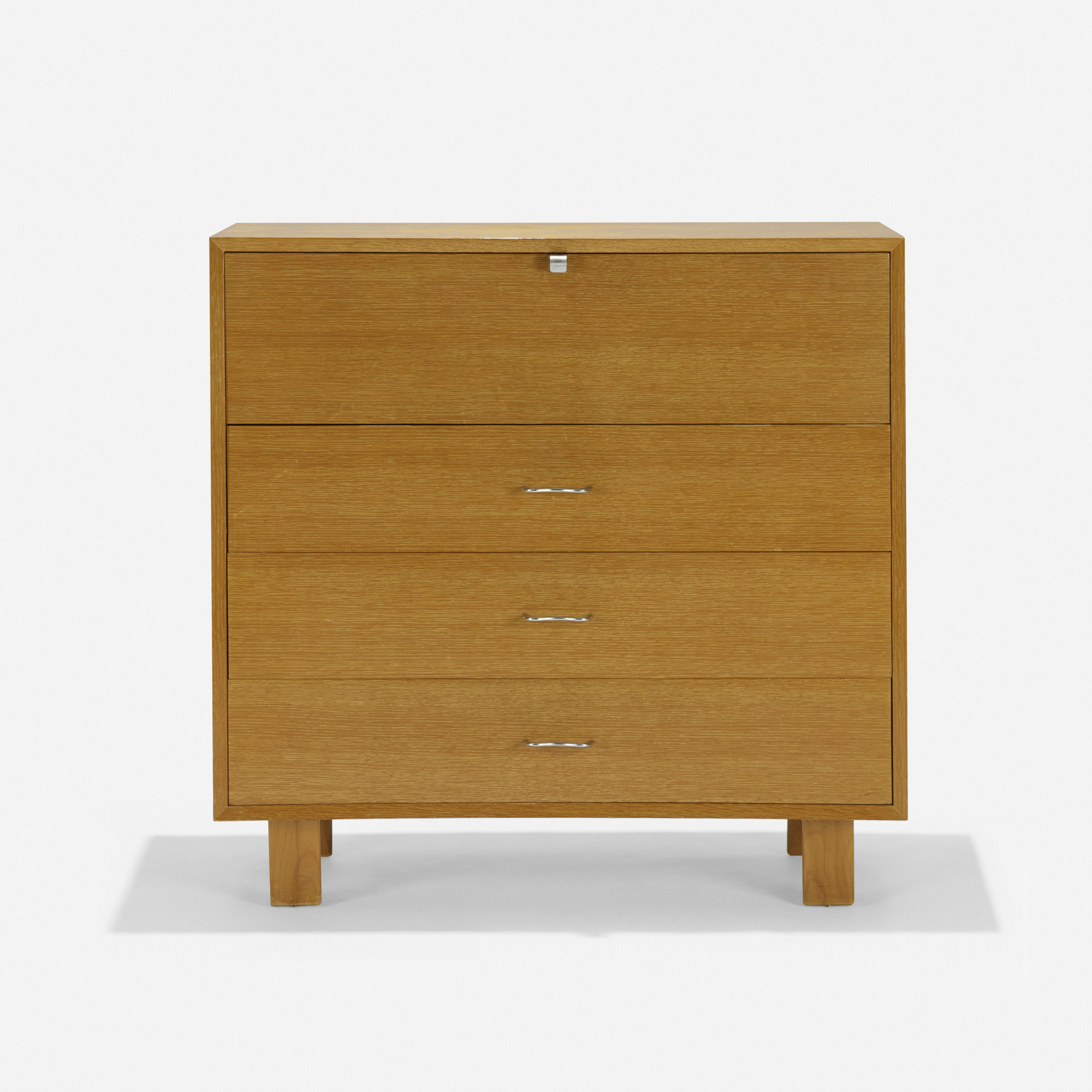 234: George Nelson & Associates / cabinet, model 4623 from the Basic Cabinet series (1 of 3)