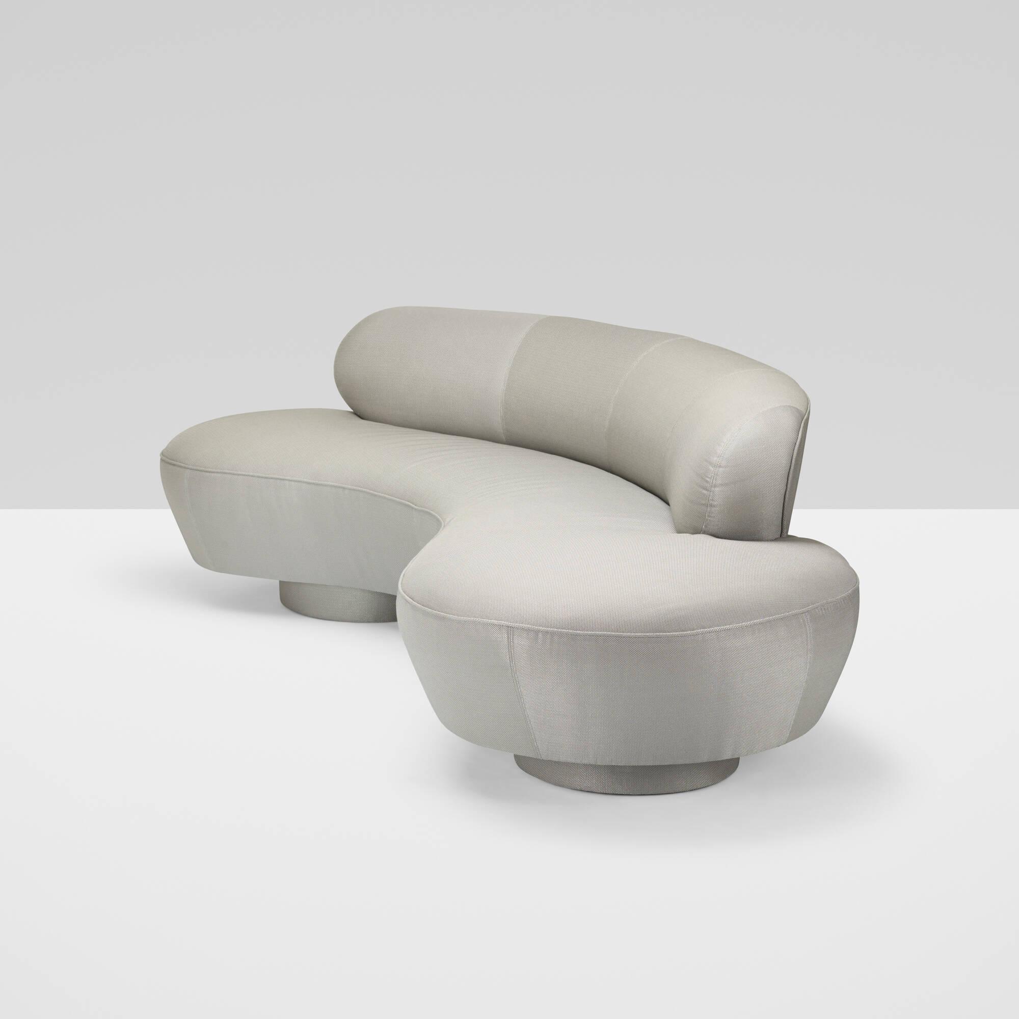 234: Vladimir Kagan / Sofa (1 Of 2)