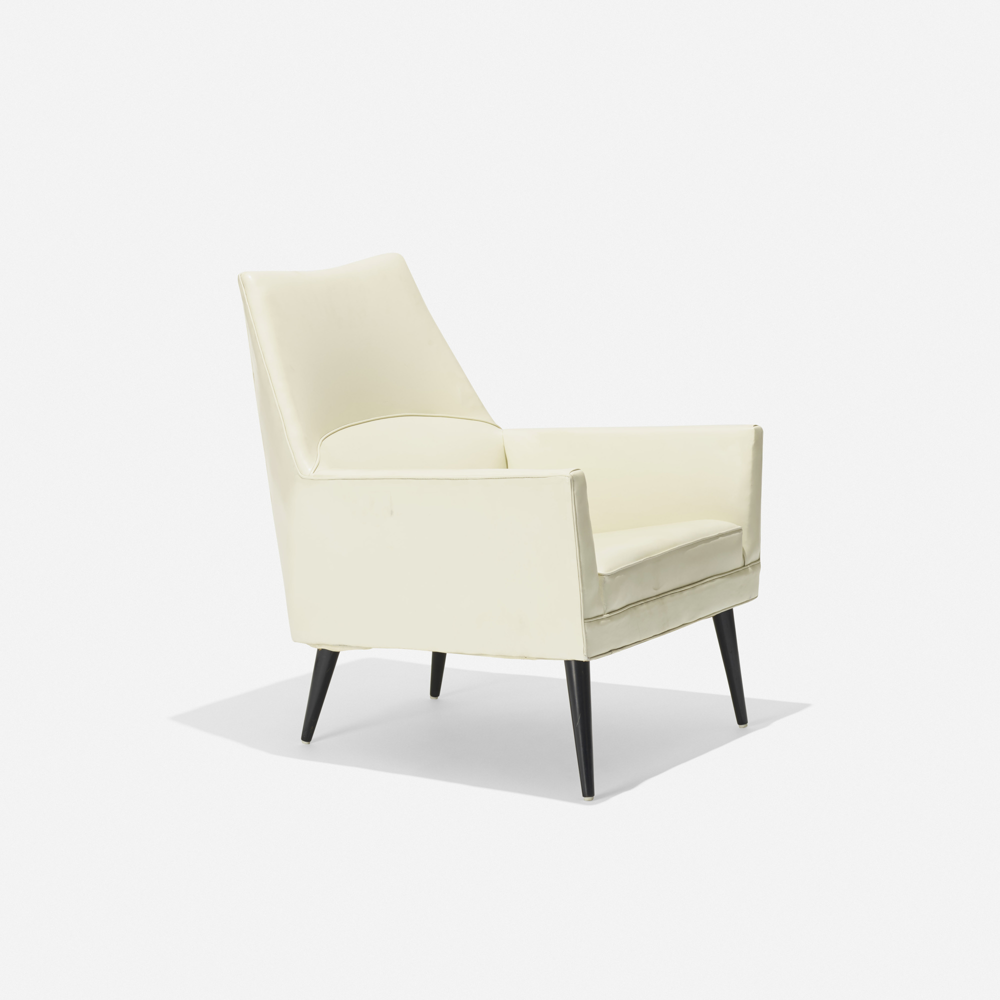 234: Paul McCobb / Squirm Lounge Chair, Model 3042 (1 Of 3)