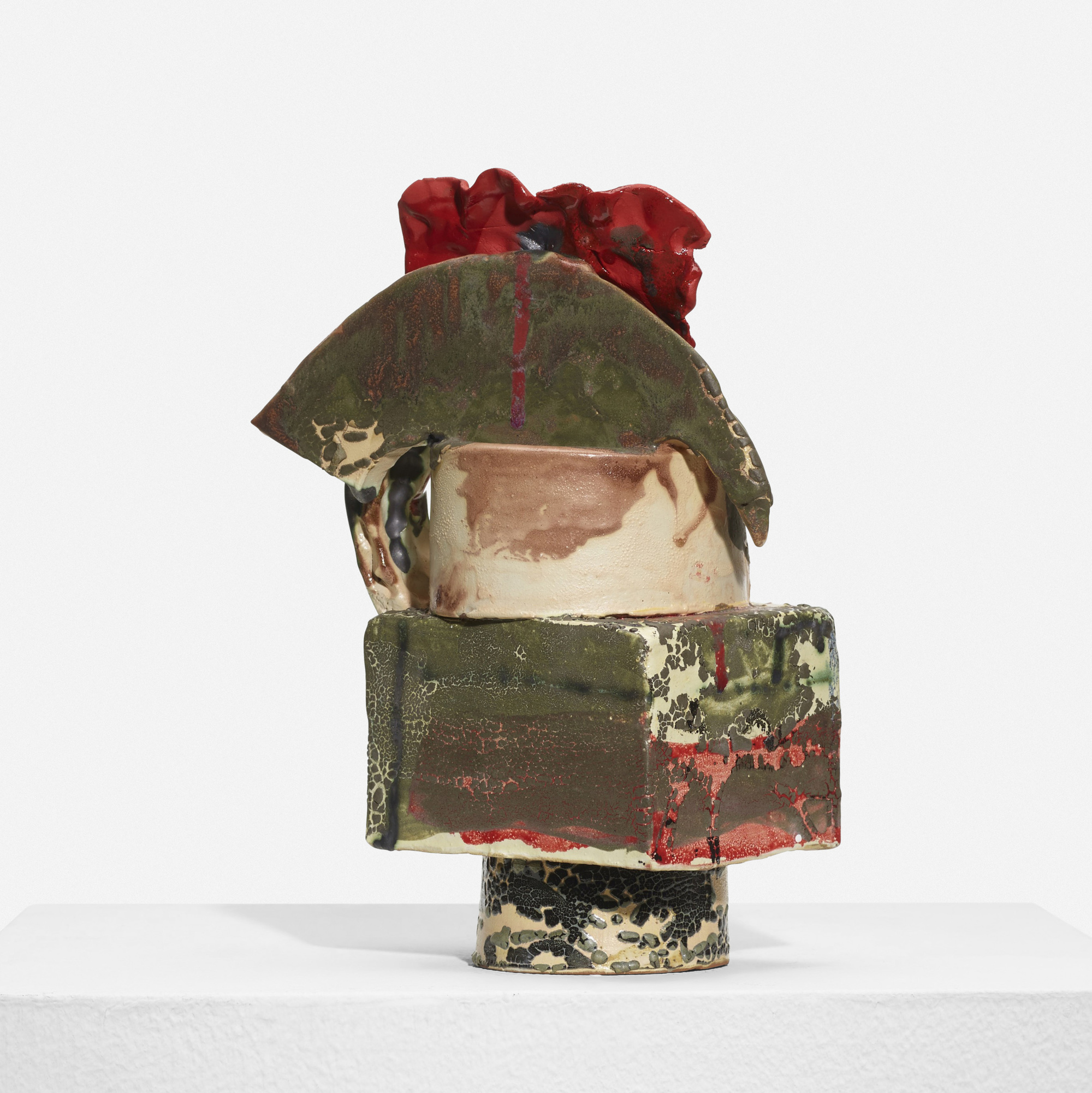 234: Arlene Shechet / Monument for Kippy (2 of 3)