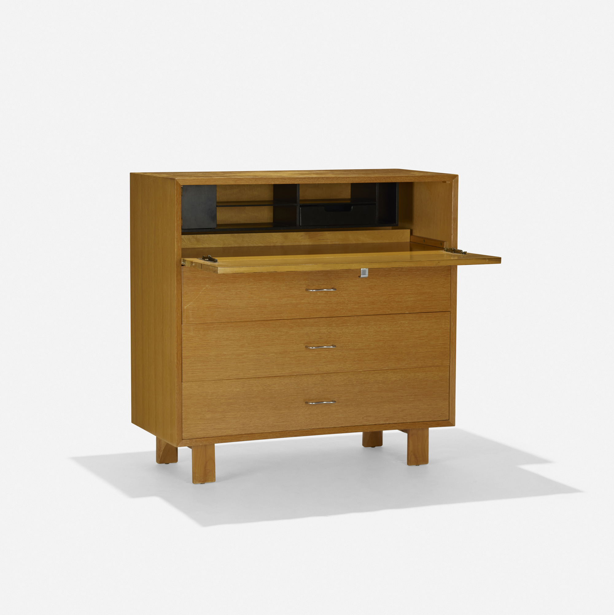 234: George Nelson & Associates / cabinet, model 4623 from the Basic Cabinet series (3 of 3)