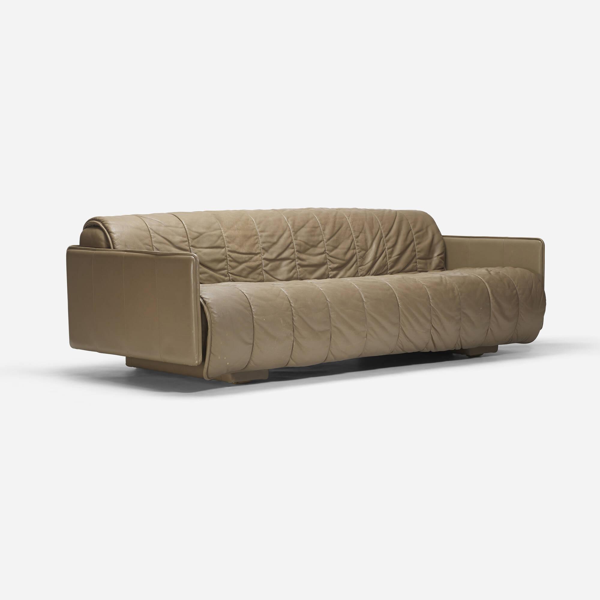 235 De Sede convertible sofa Mass Modern Day 1 10 July 2015
