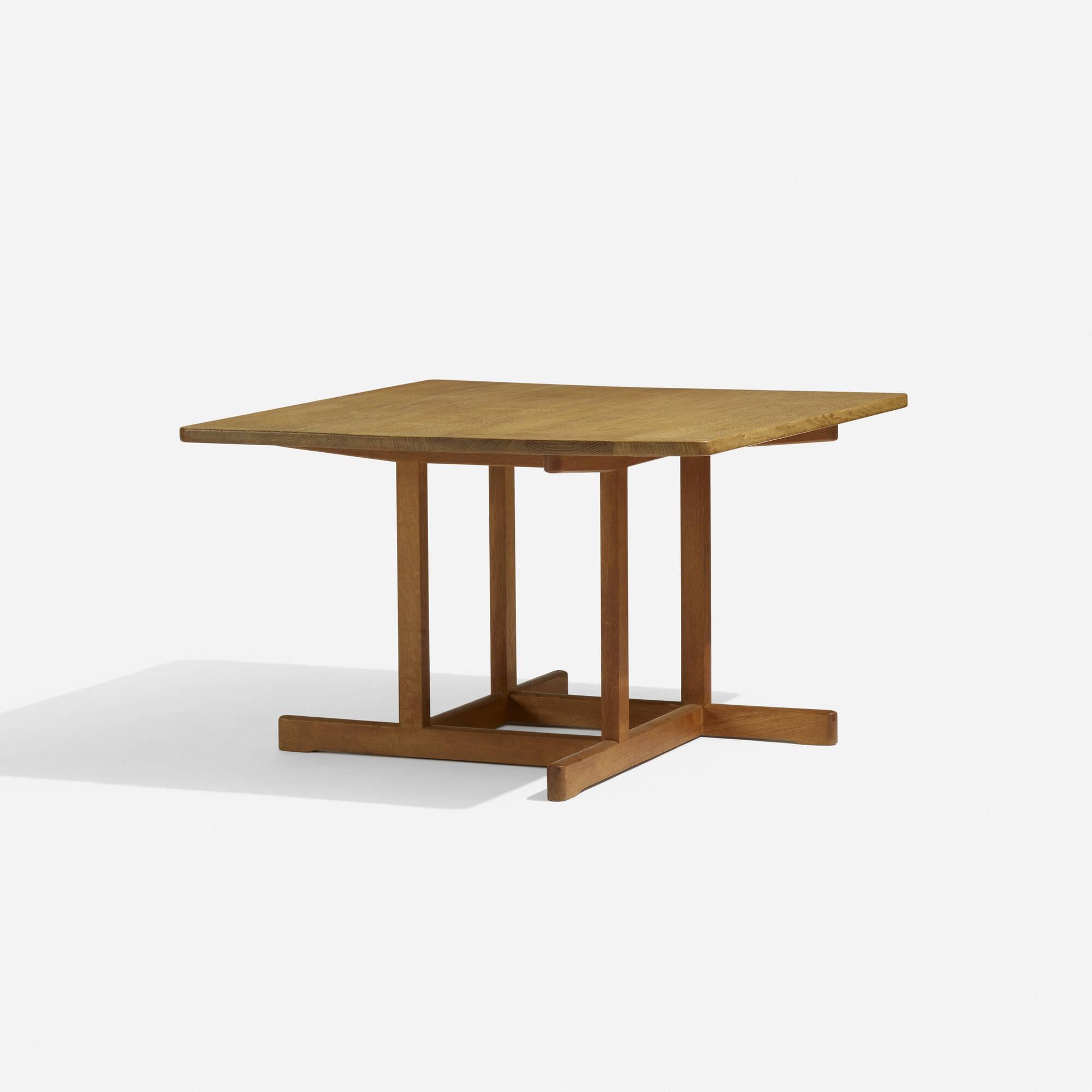 235: Børge Mogensen / coffee table, model 271 (1 of 3)