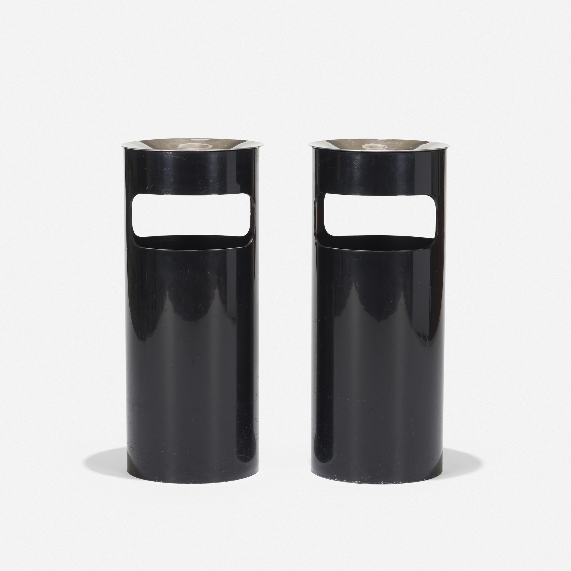 235: Gino Colombini / Umbrella Stands, pair (1 of 2)