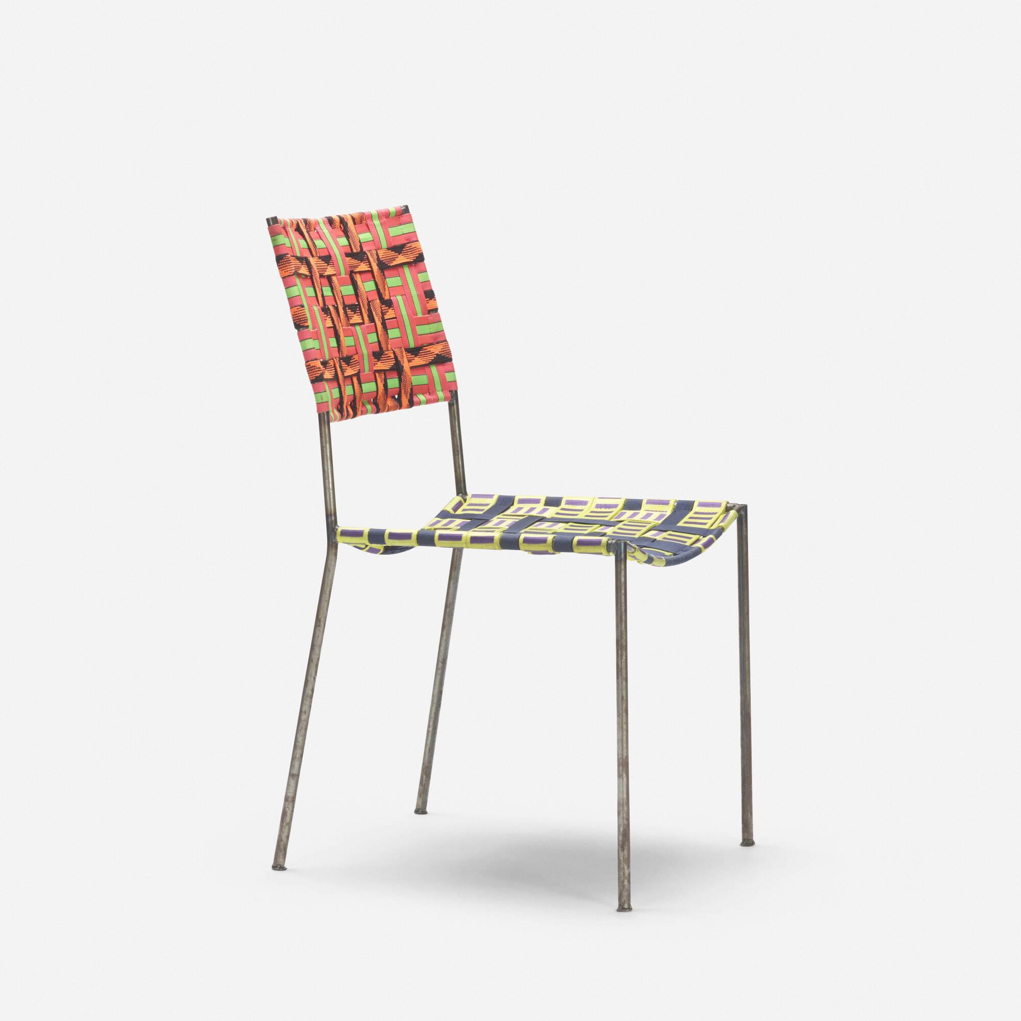 235: Franz West / Onkel chair (2 of 3)