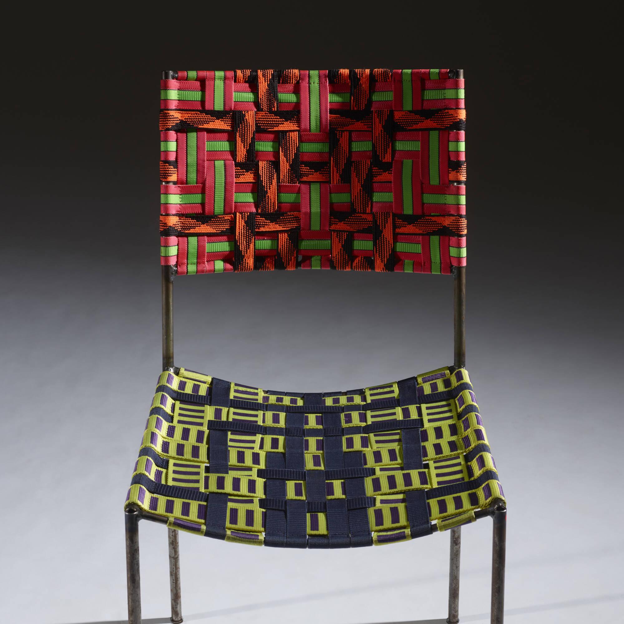 235: Franz West / Onkel chair (3 of 3)