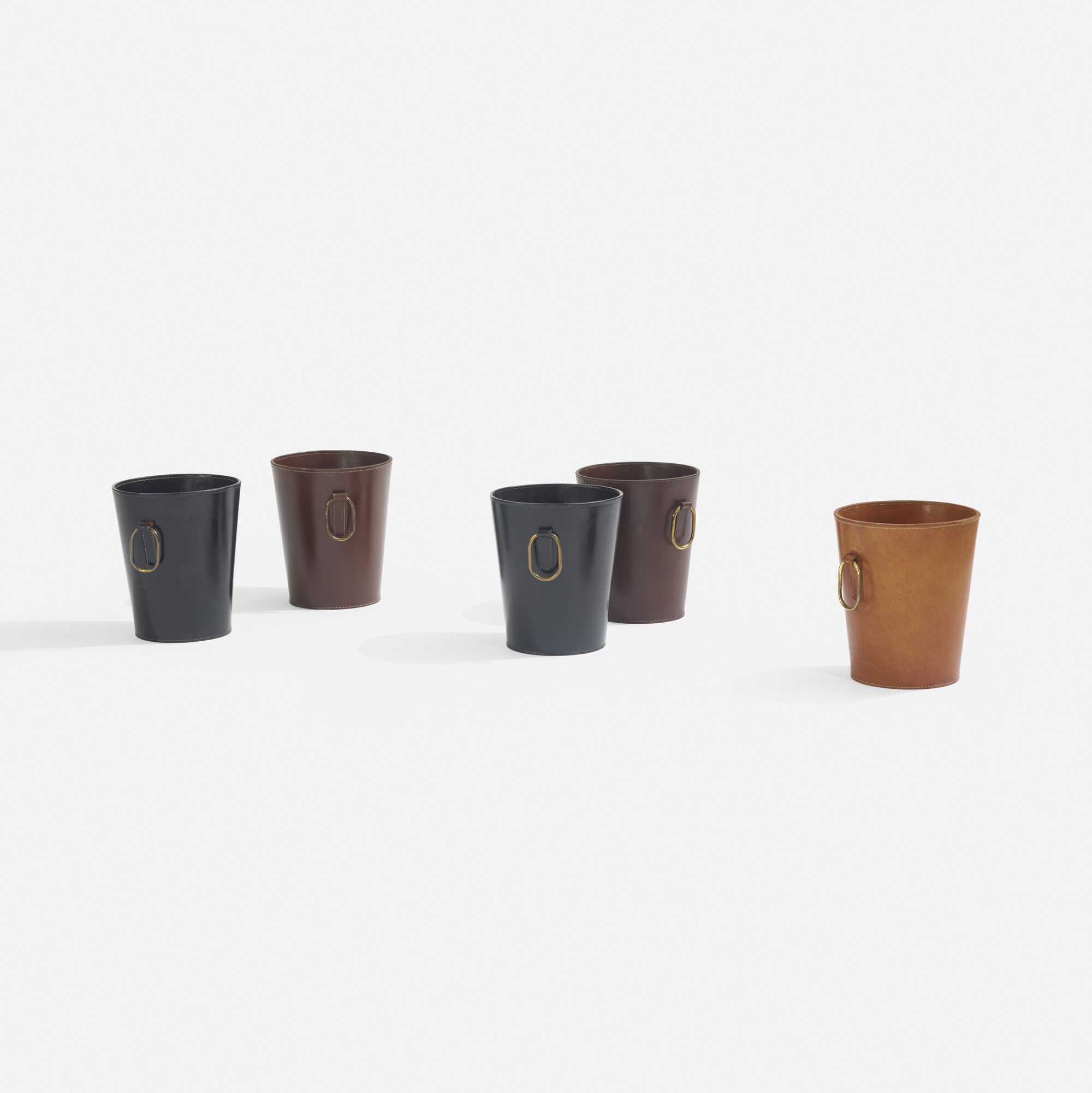 236: Illums Bolighus / wastepaper baskets, set of five (1 of 3)