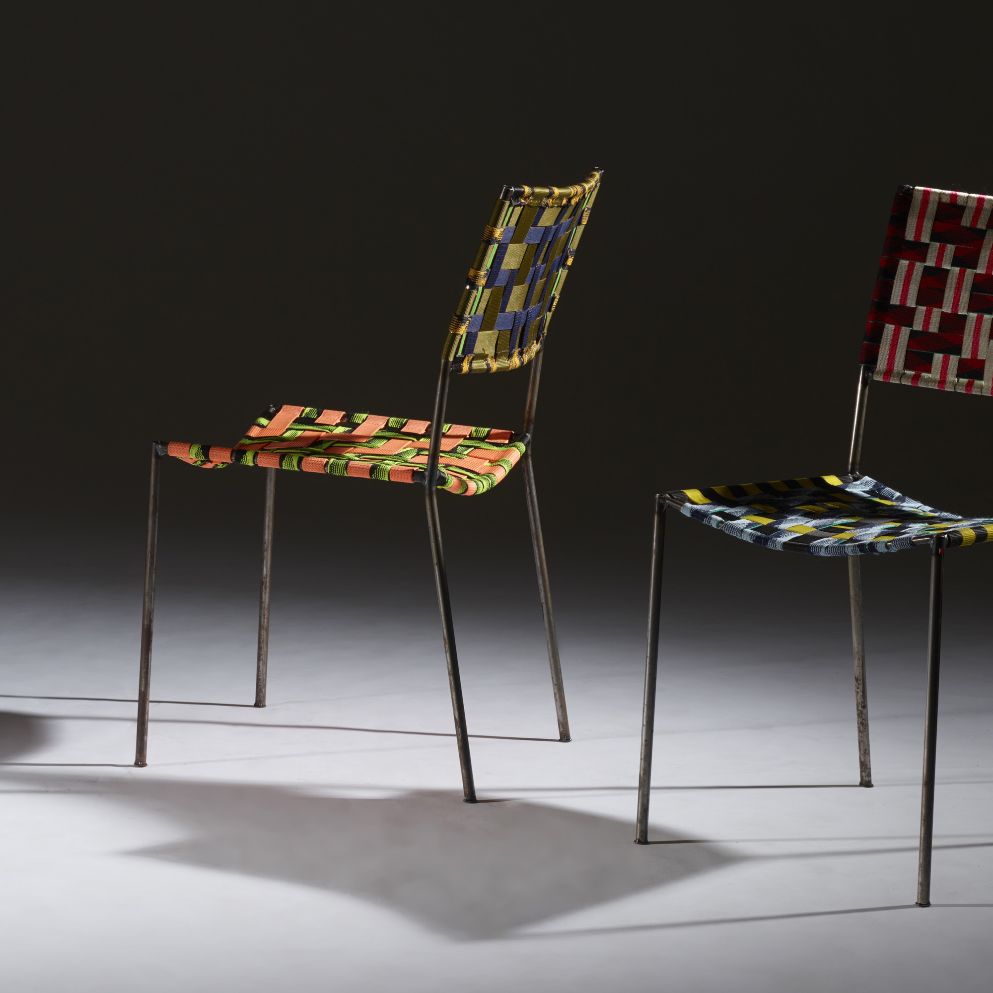 236: Franz West / Onkel chairs, pair (3 of 3)