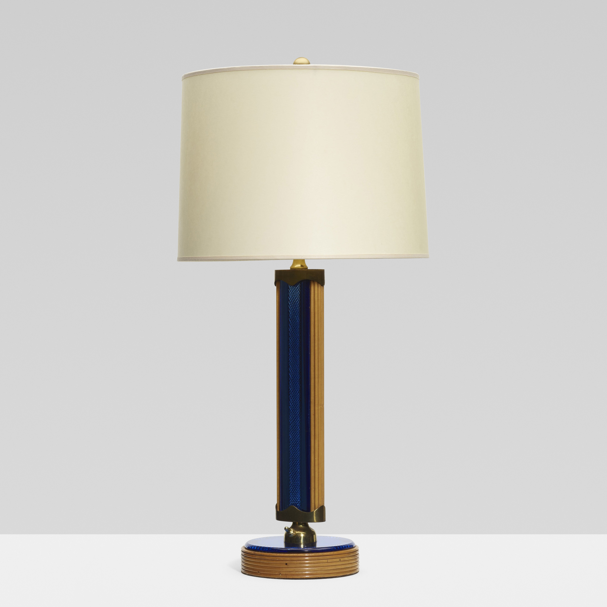 237: Pietro Chiesa / table lamp (2 of 3)