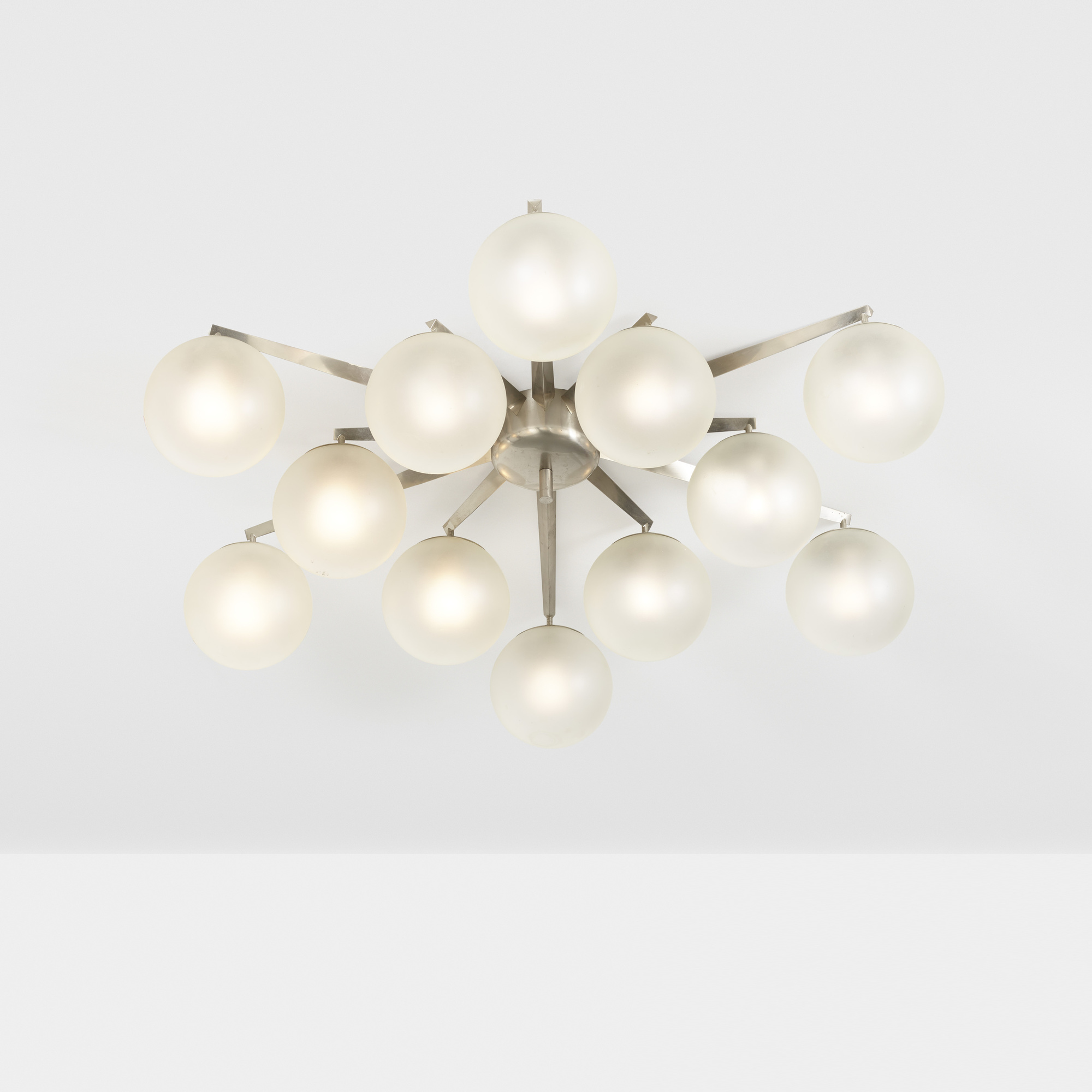 238: Angelo Lelii / Stella chandelier (1 of 1)