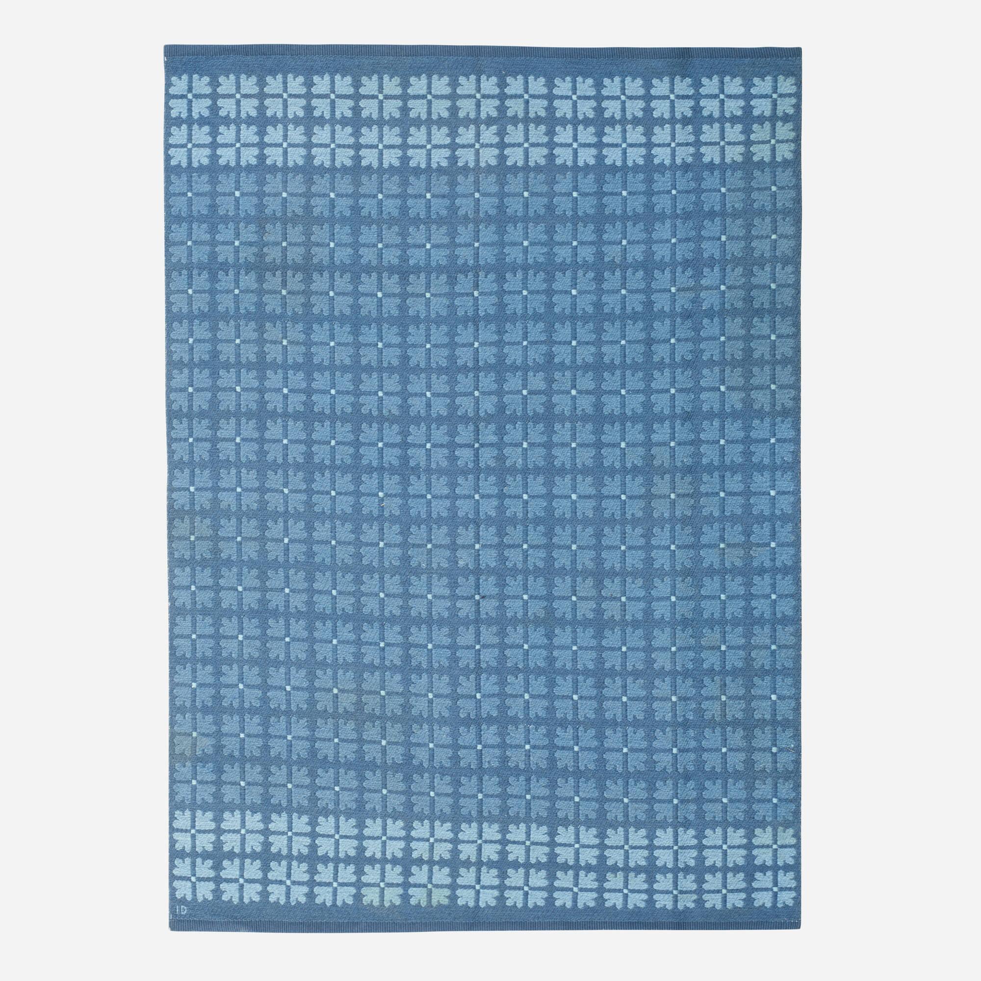 238: Ingrid Dessau / reversible flatweave carpet (3 of 3)