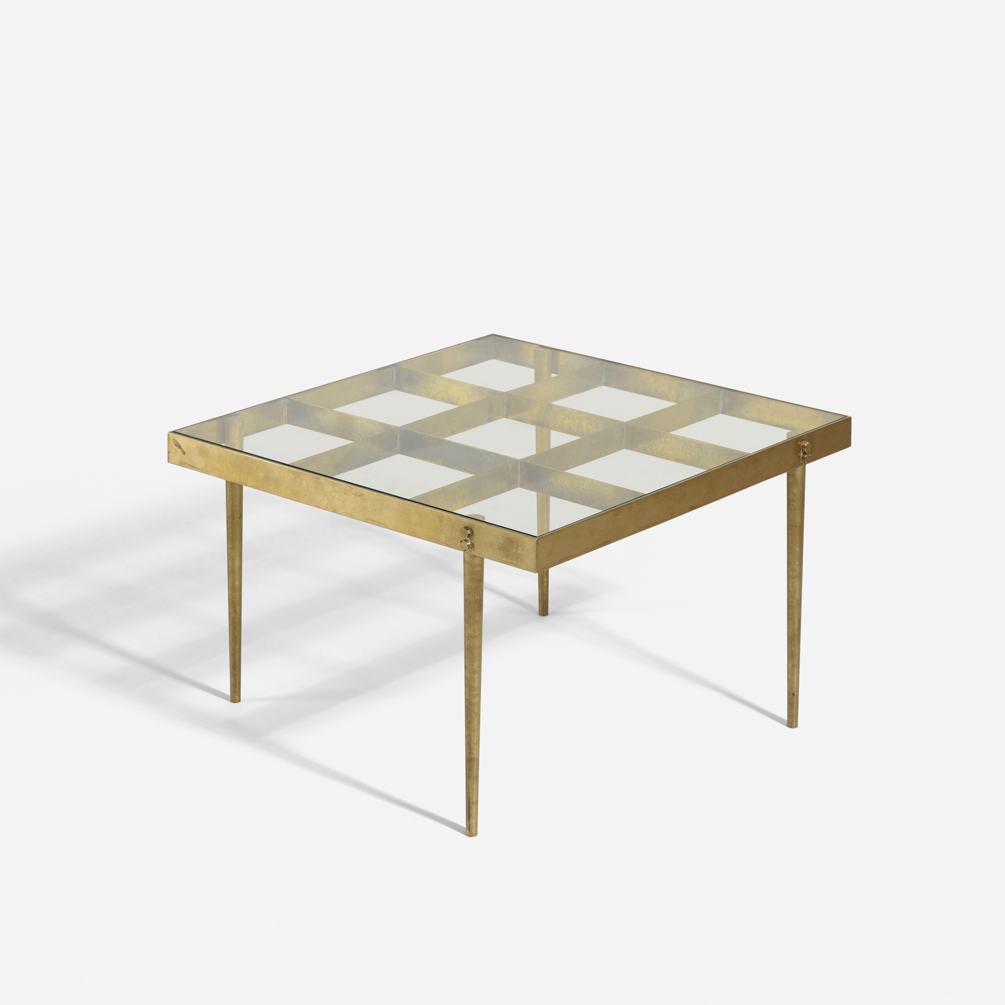 239: In the manner of Gio Ponti / coffee table (1 of 5)