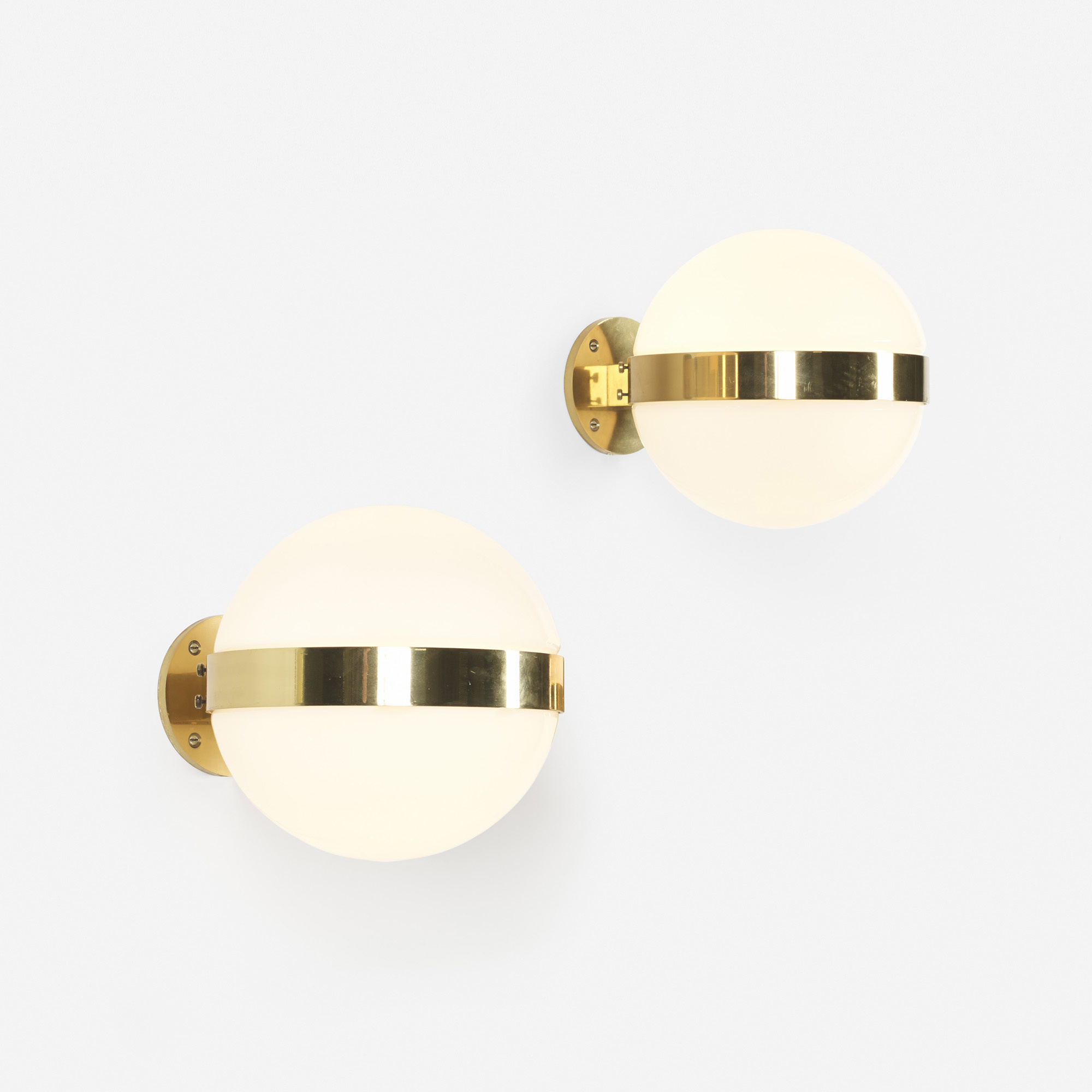 239: Halldor Gunnløggsson / pair of sconces from Andelsbanken, Copenhagen (1 of 2)