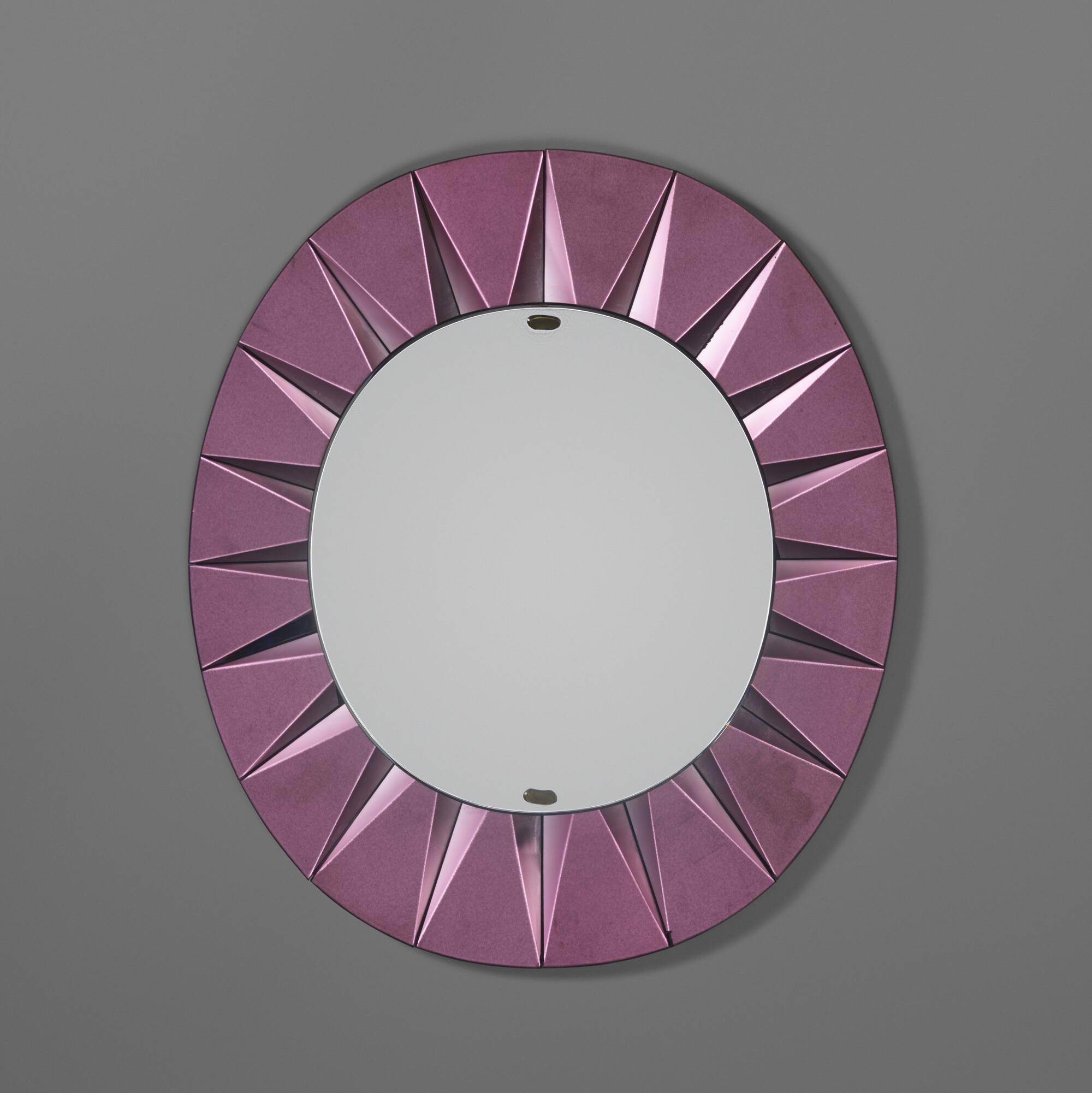 23: Fontana Arte / Rare and Important mirror (1 of 3)