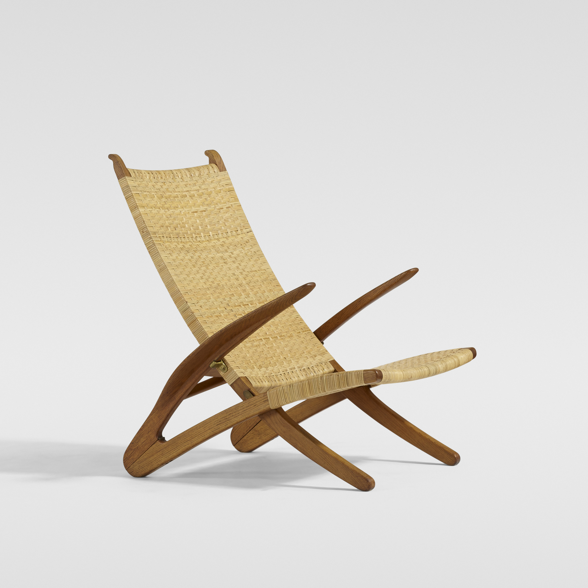 23: Hans J. Wegner / Rare Dolphin lounge chair (2 of 5)