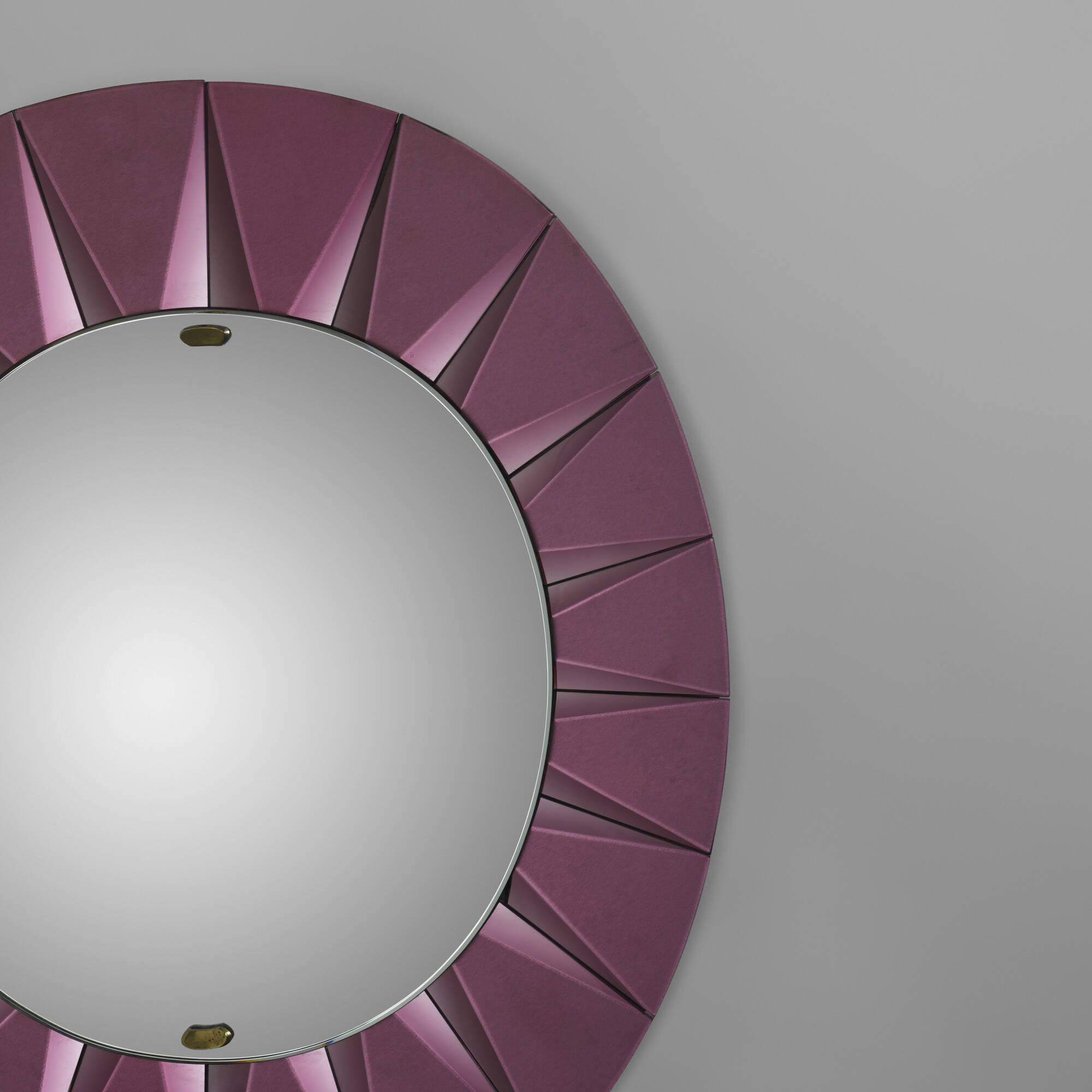 23: Fontana Arte / Rare and Important mirror (2 of 3)
