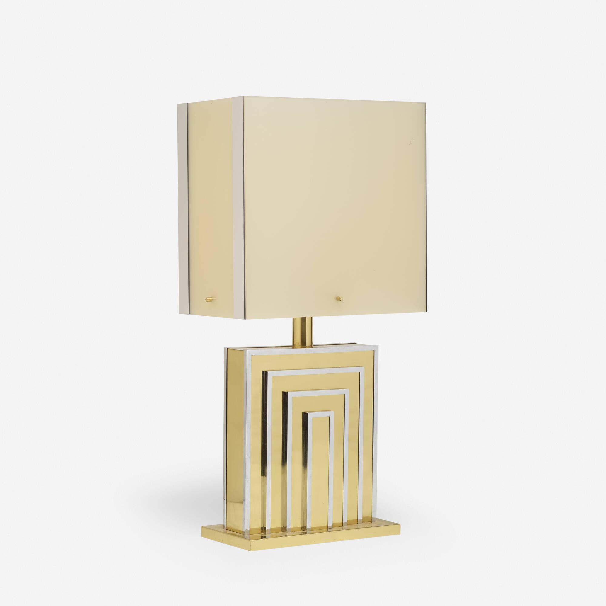 240: Italian / table lamp (1 of 2)
