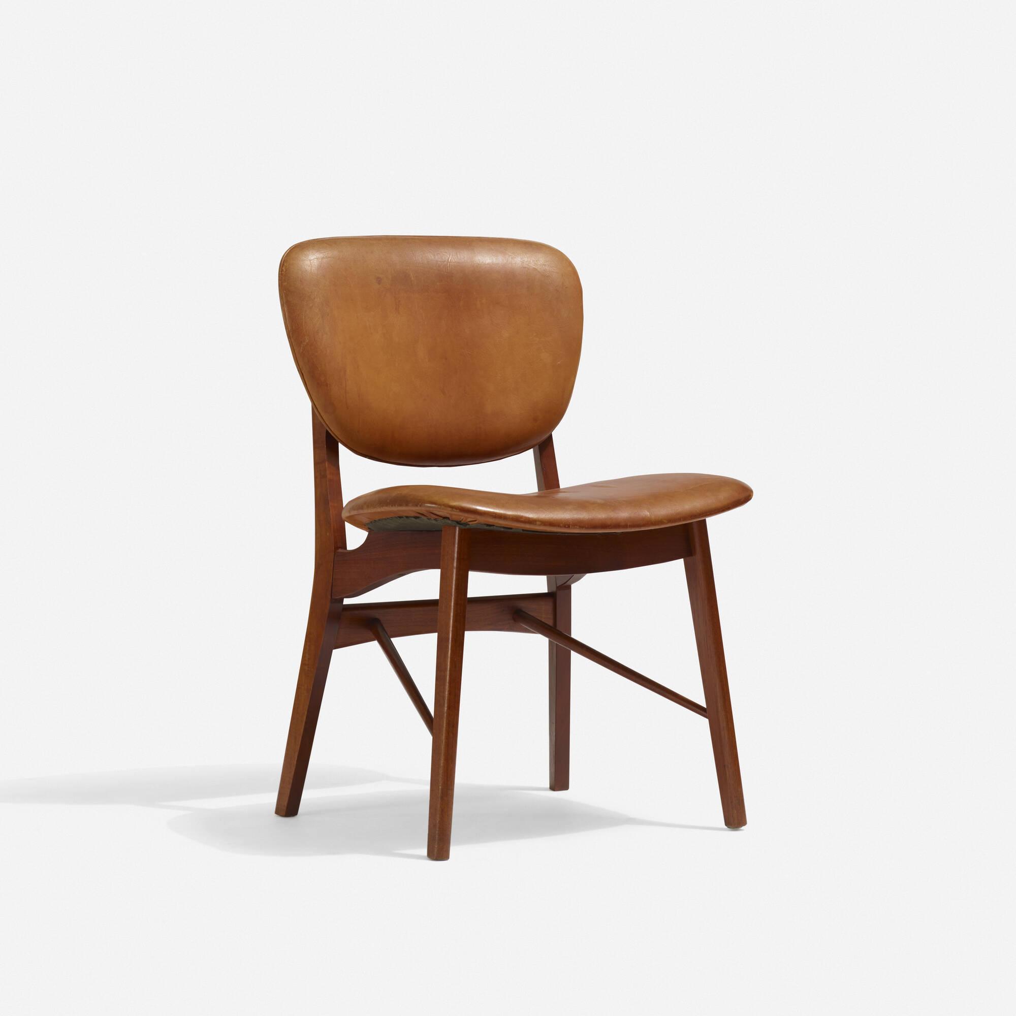 240 Finn Juhl attribution / dining chair (1 of 4) & 240: FINN JUHL ATTRIBUTION dining chair u003c Scandinavian Design  26 ...