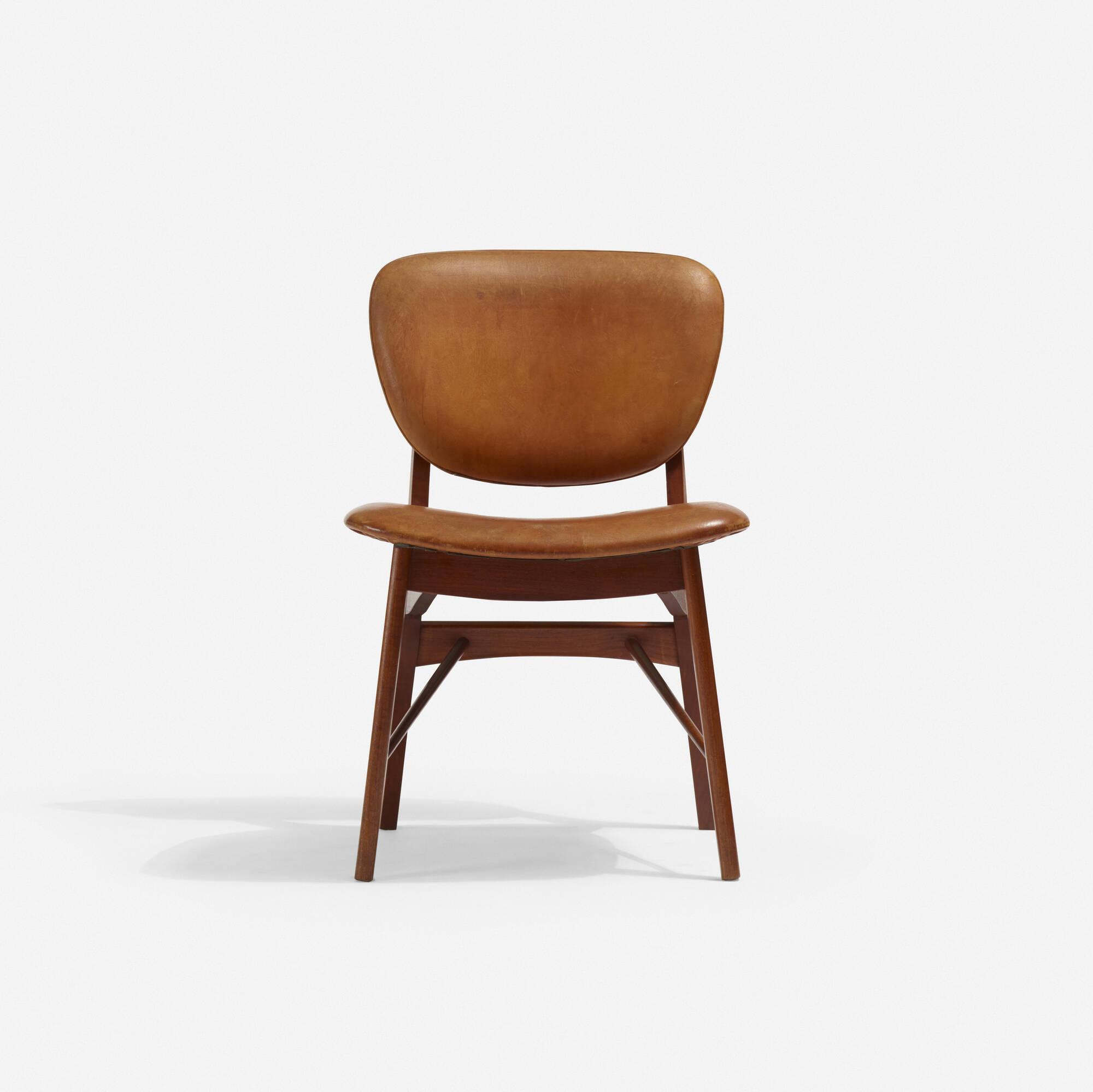 ... 240: Finn Juhl, Attribution / Dining Chair (2 Of 4)