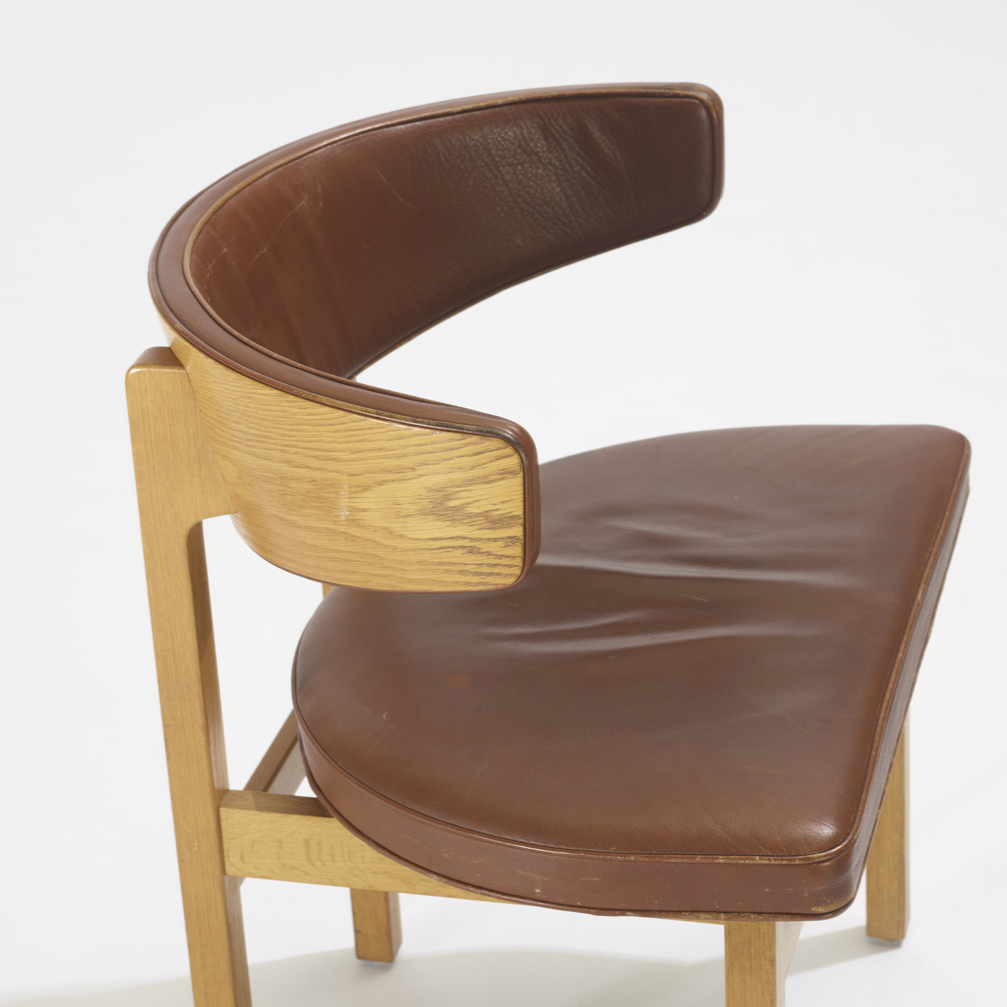 240: Børge Mogensen / Conference chairs, set of four (3 of 4)