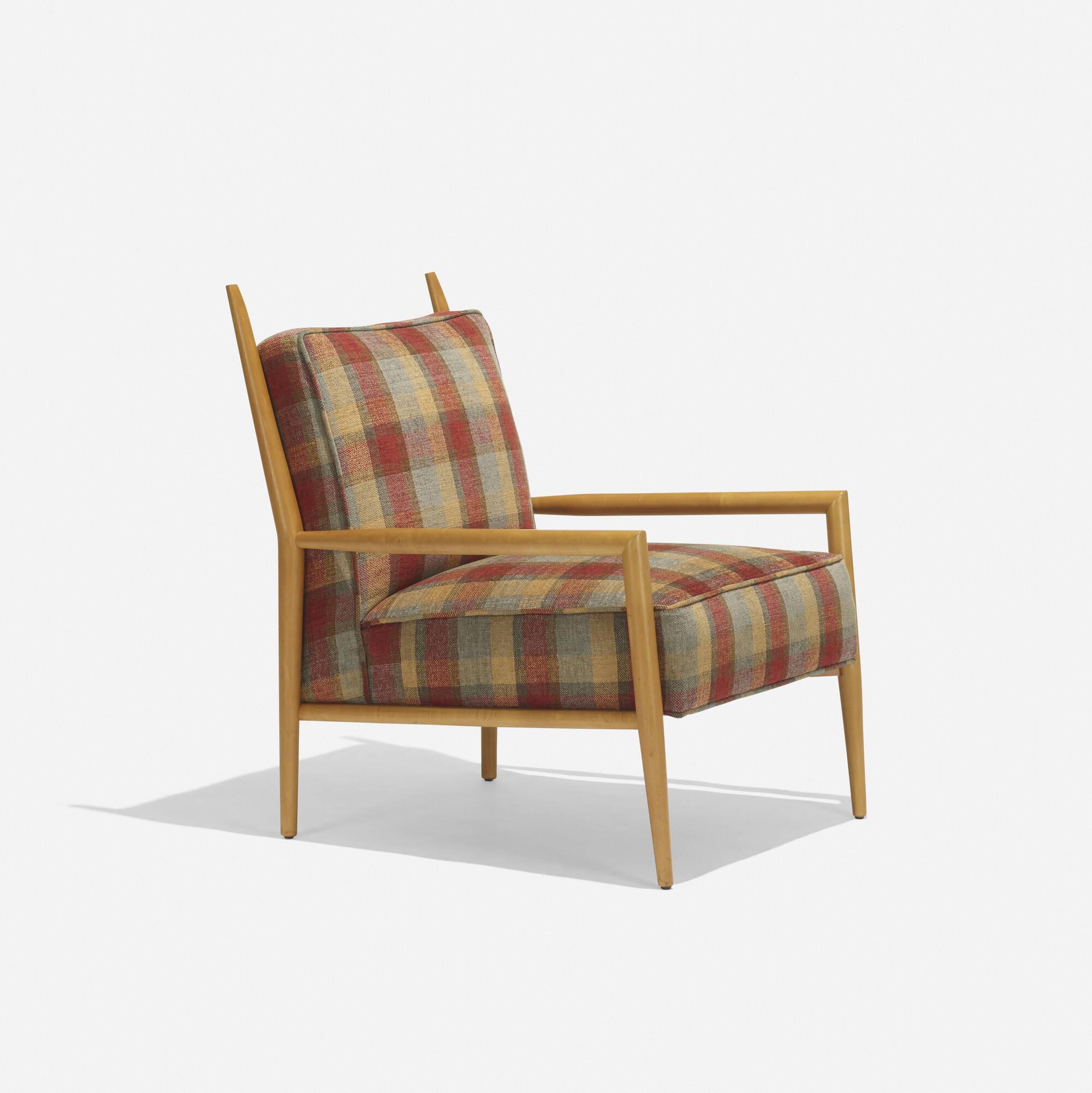 241 Paul Mccobb Planner Group Lounge Chair Model 3082