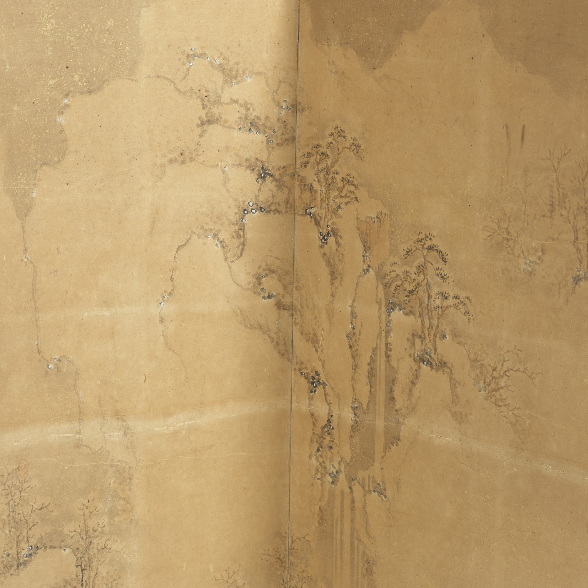 241: Japanese / folding screen (3 of 3)