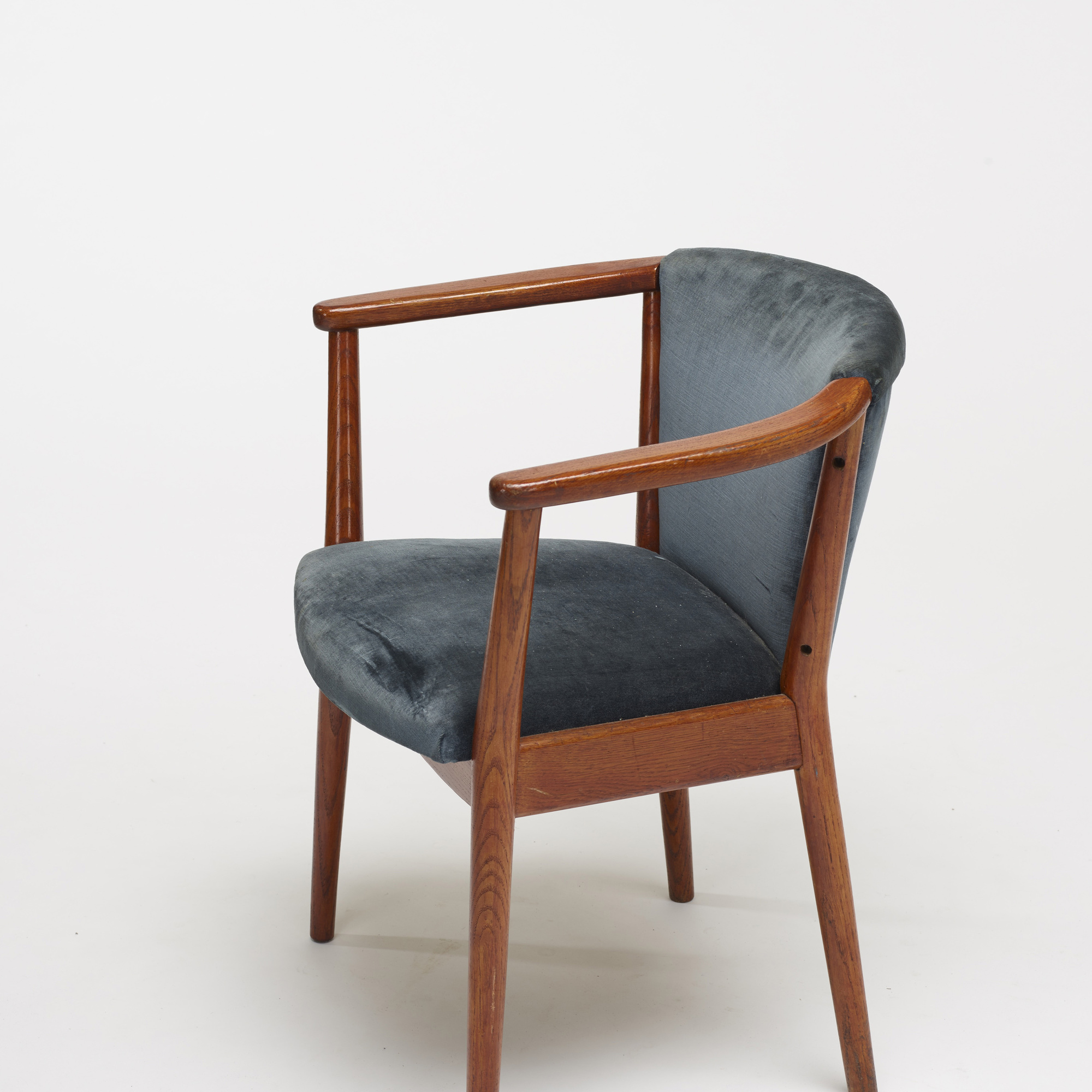 241: Nanna Ditzel, attribution / armchairs, pair (3 of 3)