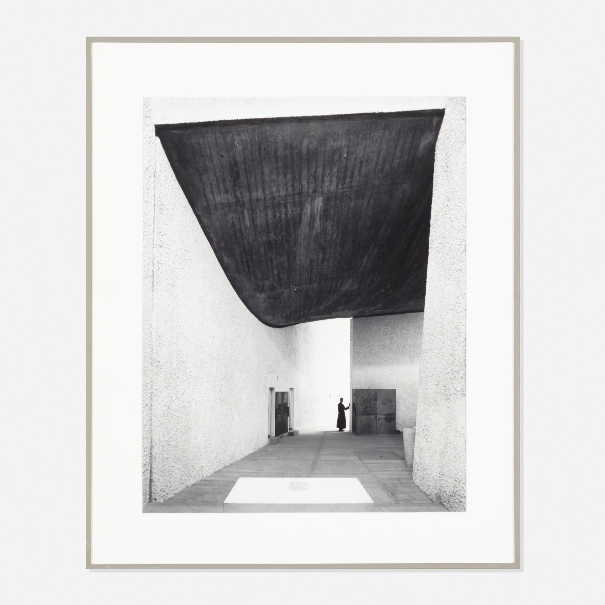 242: Ezra Stoller / Notre Dame Du Haut, Ronchamp, France, Architect: Le Corbusier (1 of 1)