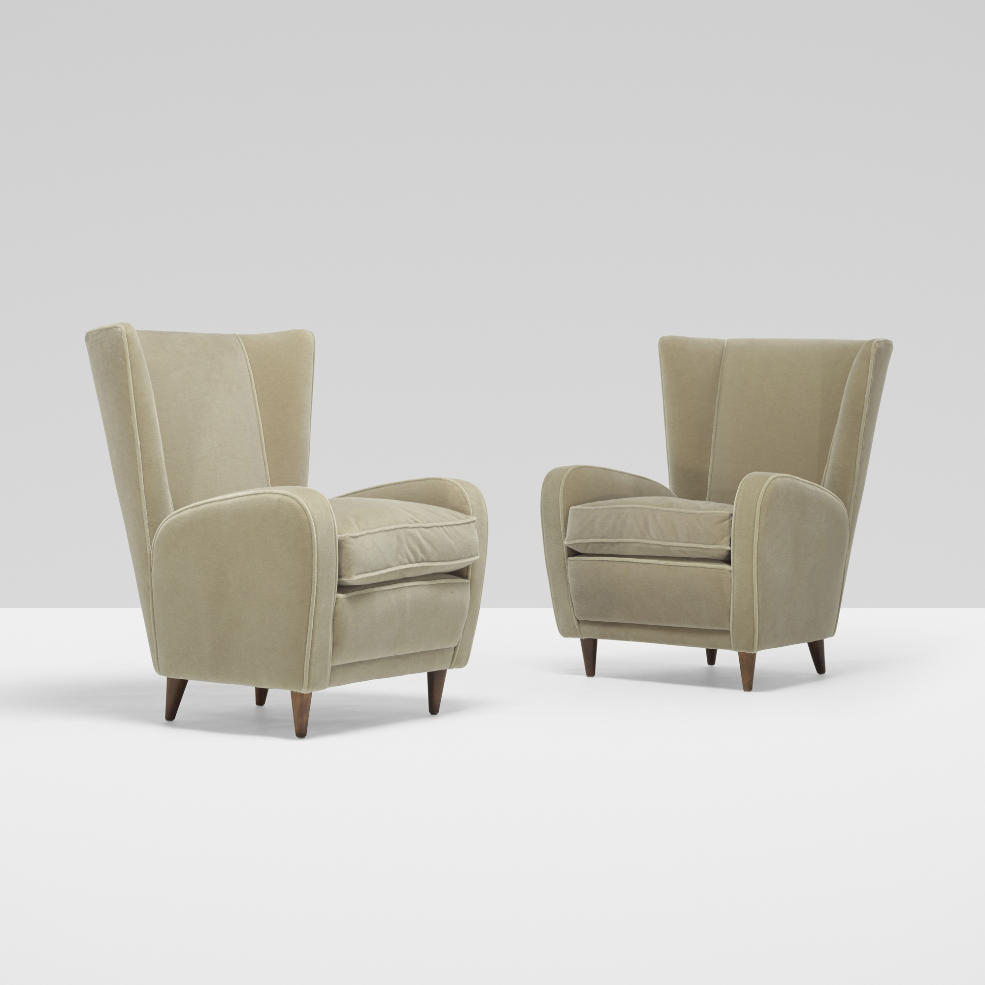 242: Paolo Buffa / pair of lounge chairs from Hotel Bristol, Merano (2 of 5)